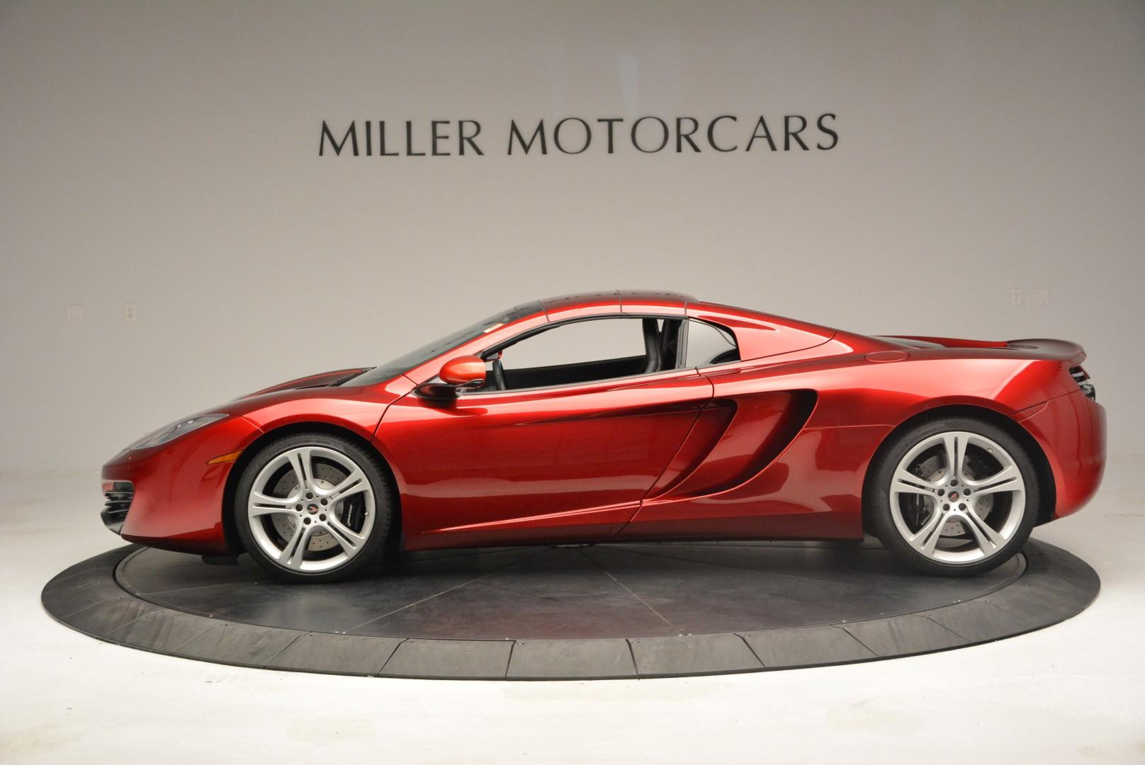 Used 2013 McLaren 12C Spider  For Sale In Greenwich, CT 68_p15