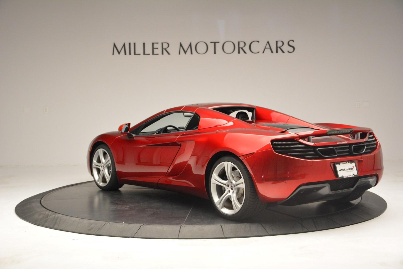 Used 2013 McLaren 12C Spider  For Sale In Greenwich, CT 68_p16