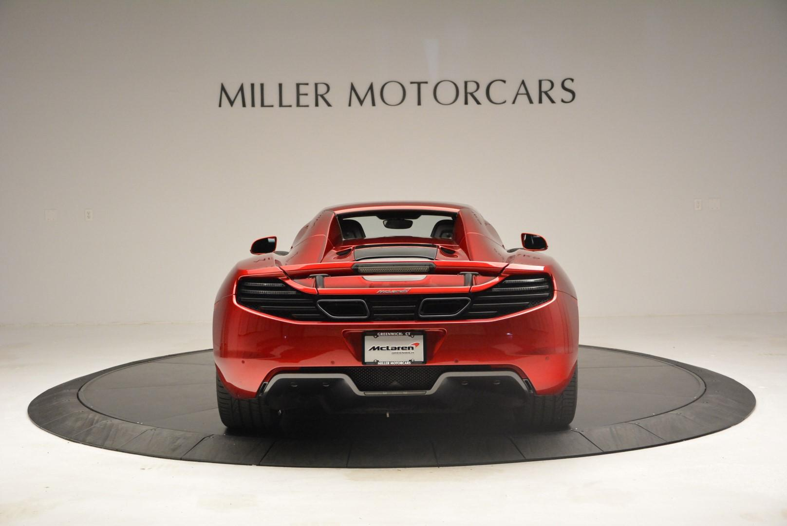 Used 2013 McLaren 12C Spider  For Sale In Greenwich, CT 68_p17