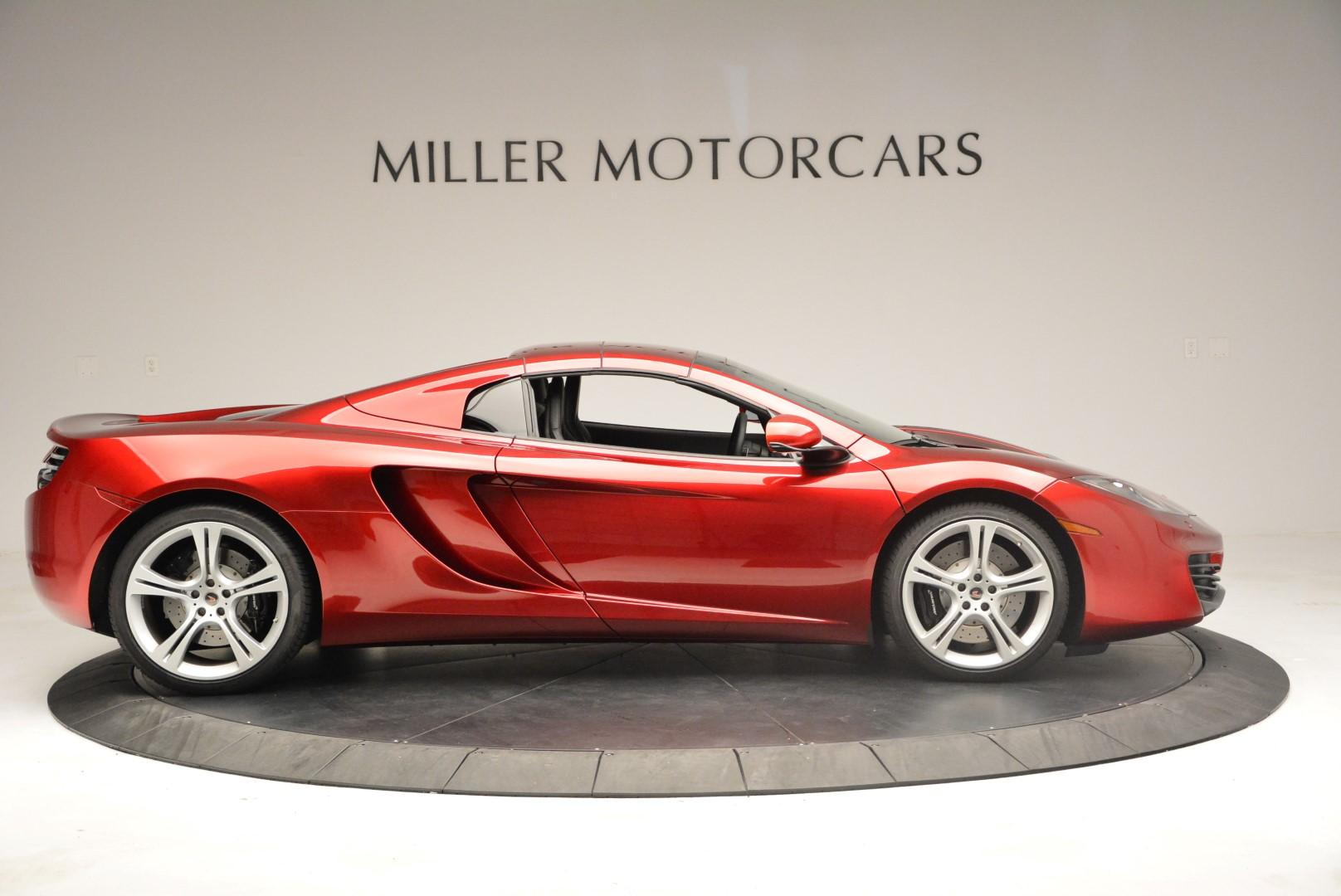 Used 2013 McLaren 12C Spider  For Sale In Greenwich, CT 68_p19
