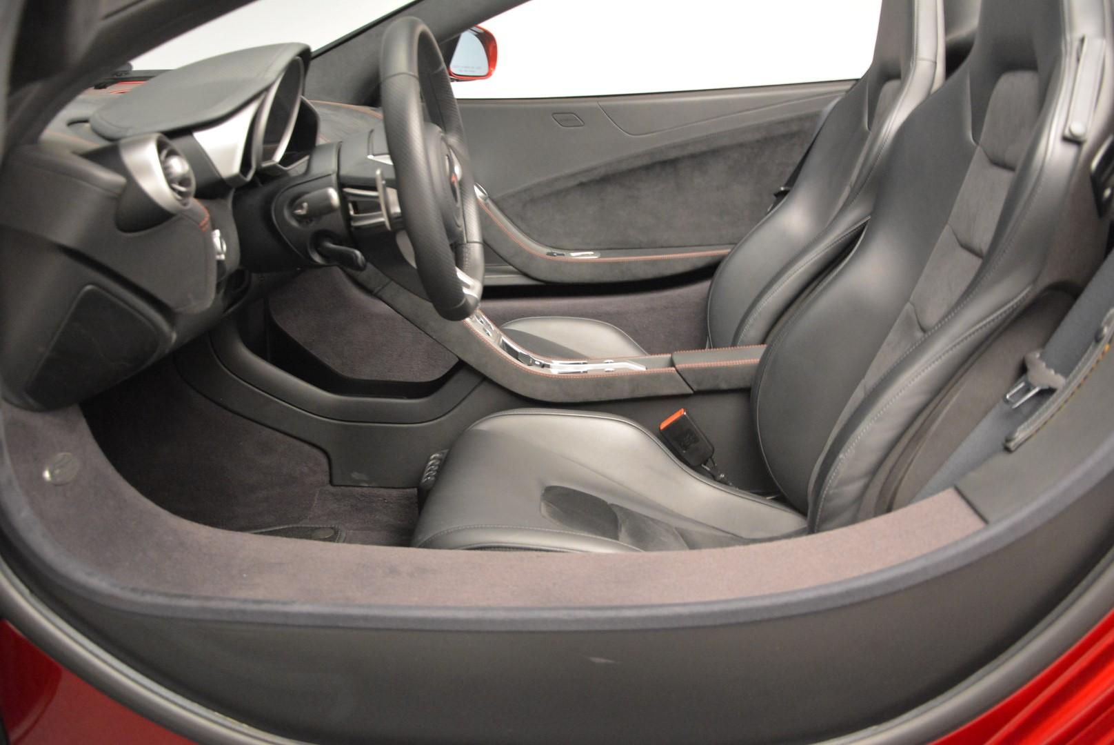 Used 2013 McLaren 12C Spider  For Sale In Greenwich, CT 68_p22
