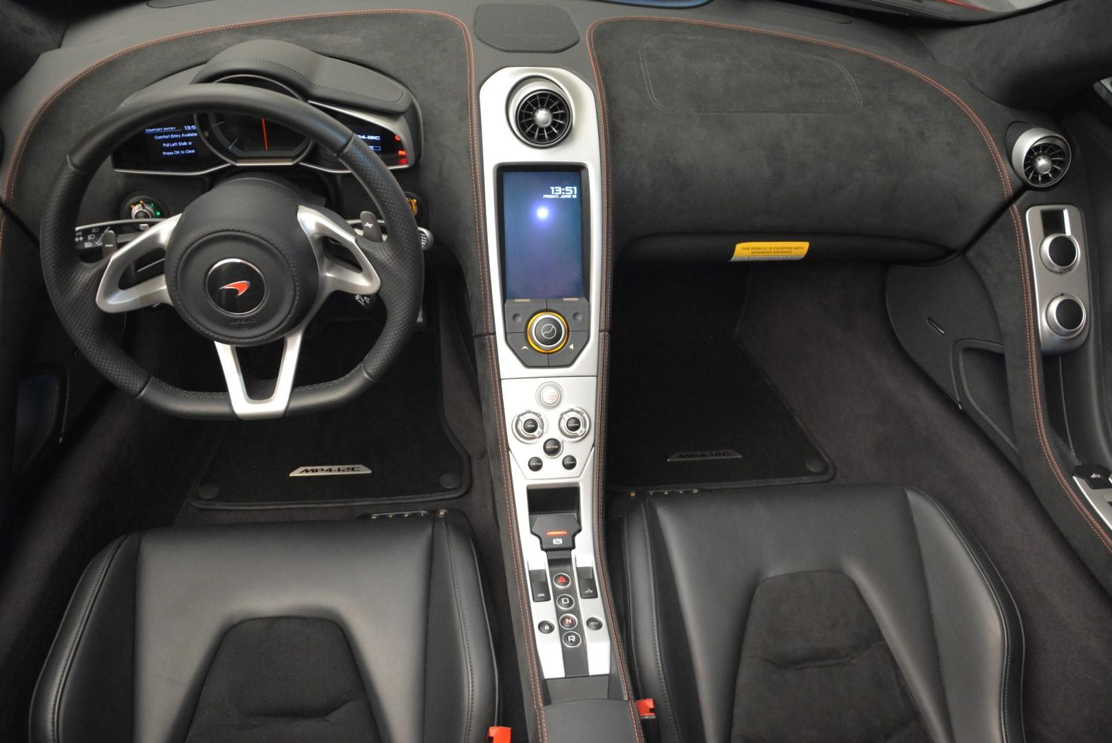 Used 2013 McLaren 12C Spider  For Sale In Greenwich, CT 68_p24