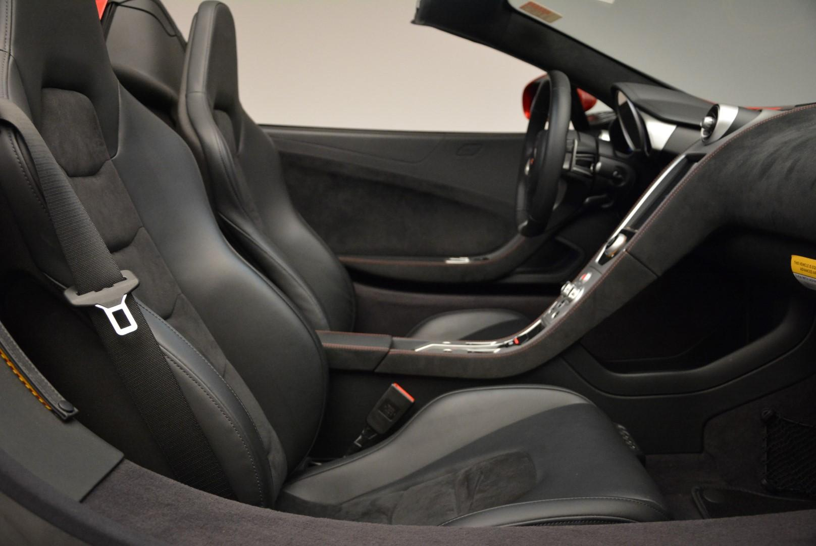 Used 2013 McLaren 12C Spider  For Sale In Greenwich, CT 68_p26