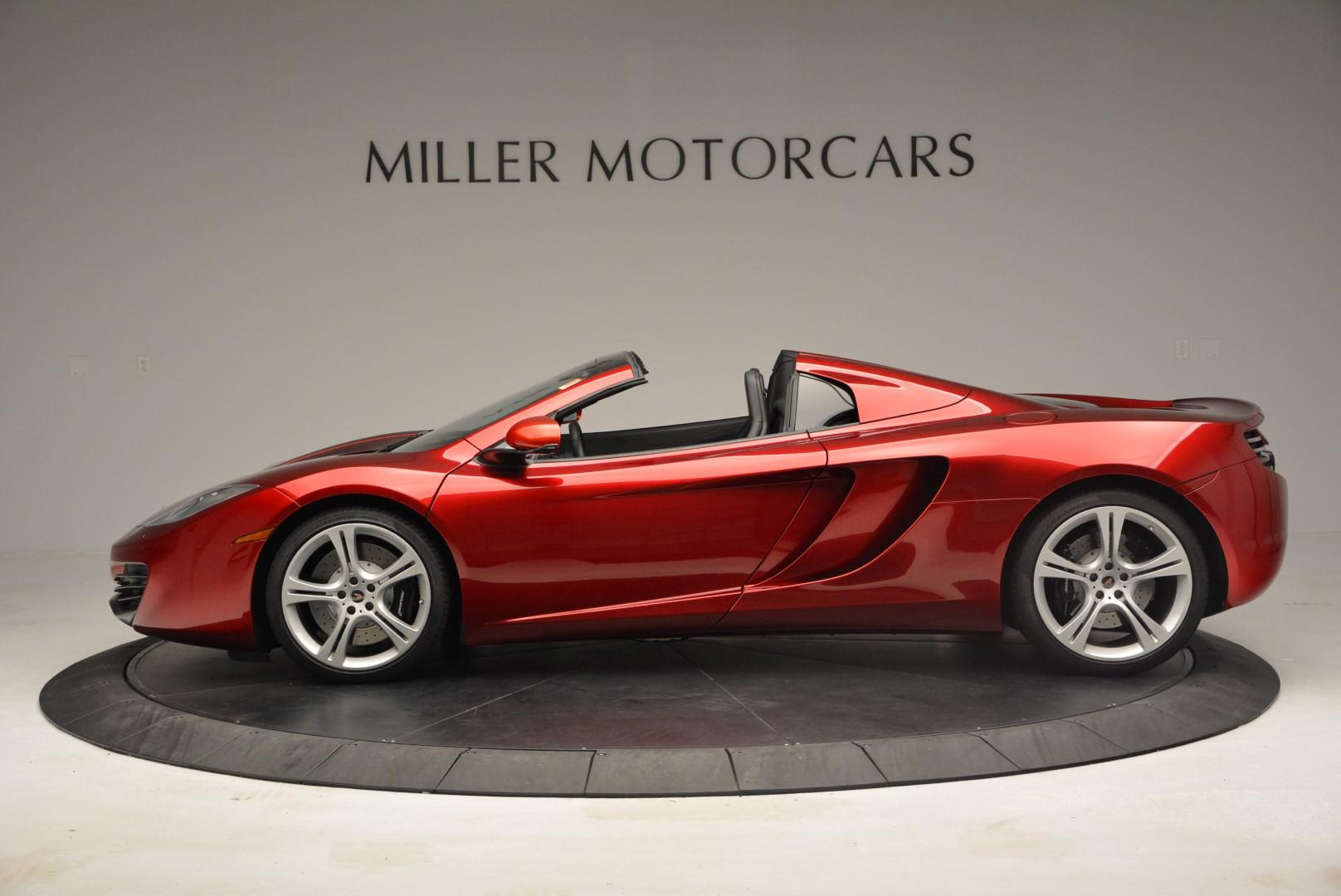 Used 2013 McLaren 12C Spider  For Sale In Greenwich, CT 68_p3