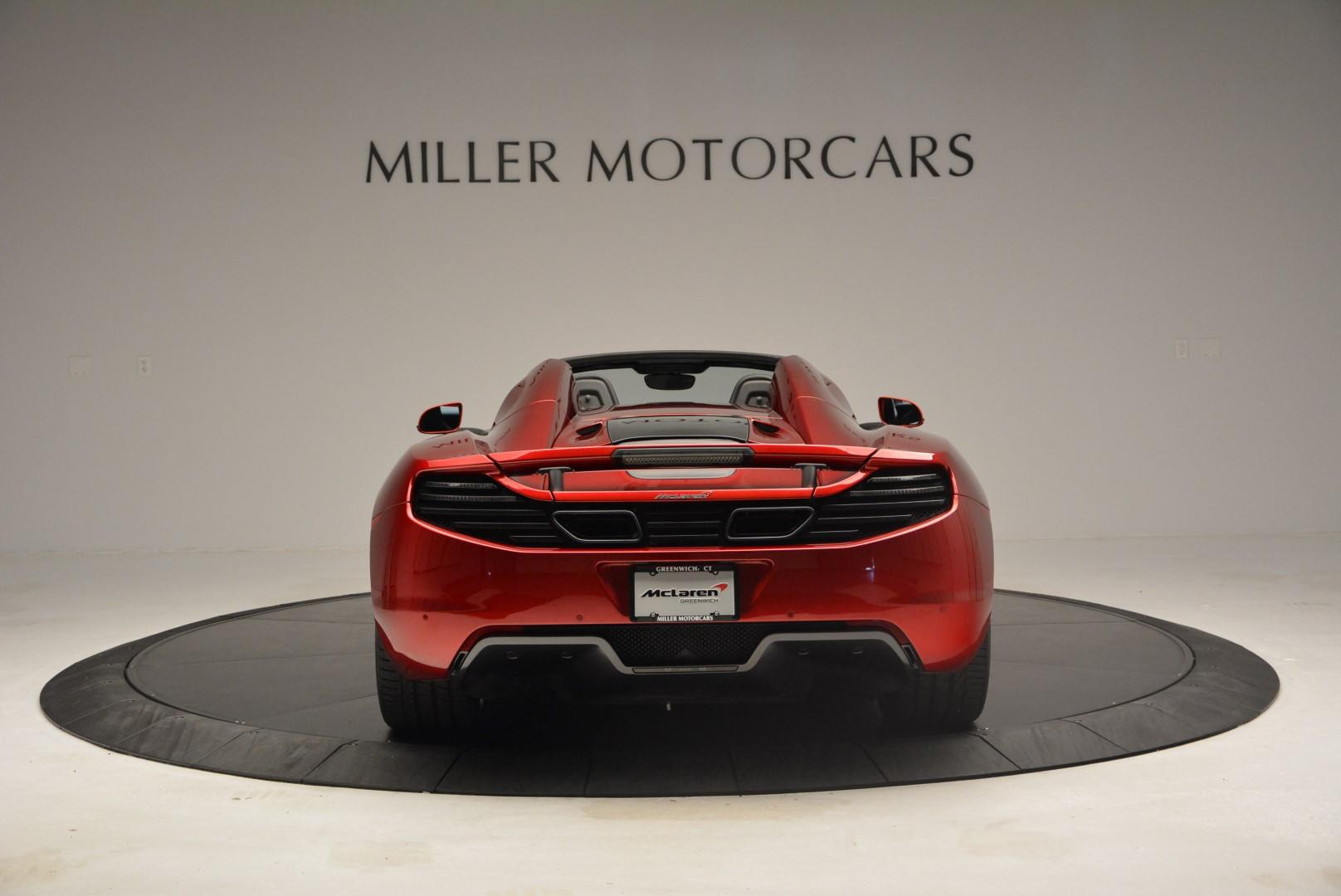 Used 2013 McLaren 12C Spider  For Sale In Greenwich, CT 68_p6