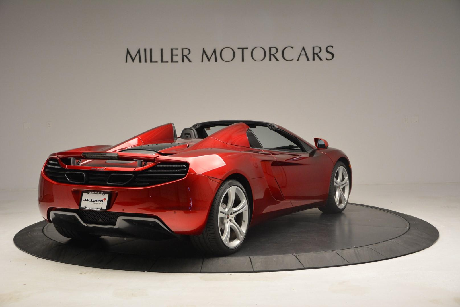 Used 2013 McLaren 12C Spider  For Sale In Greenwich, CT 68_p7