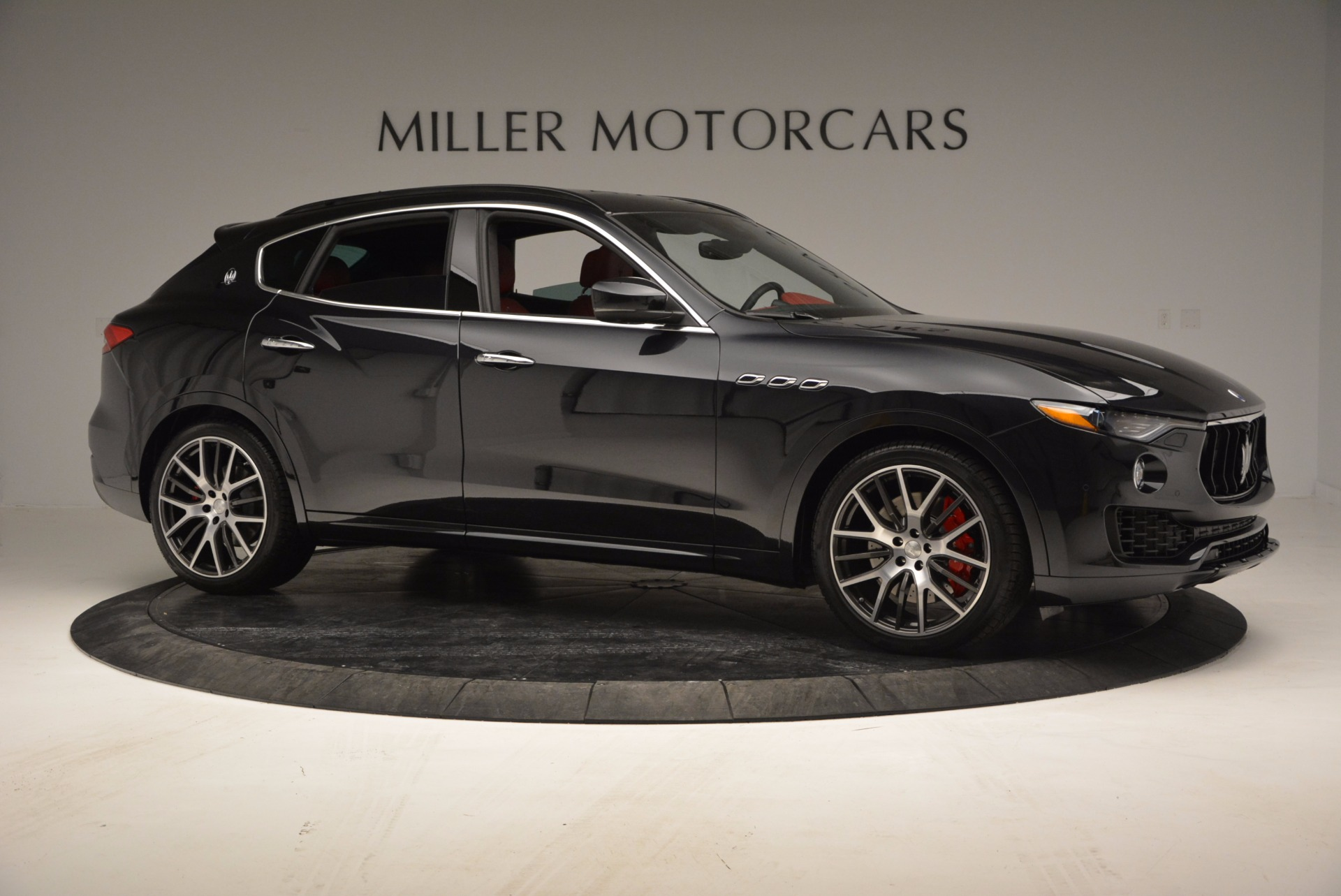 Used 2017 Maserati Levante S Q4 For Sale In Greenwich, CT 681_p10