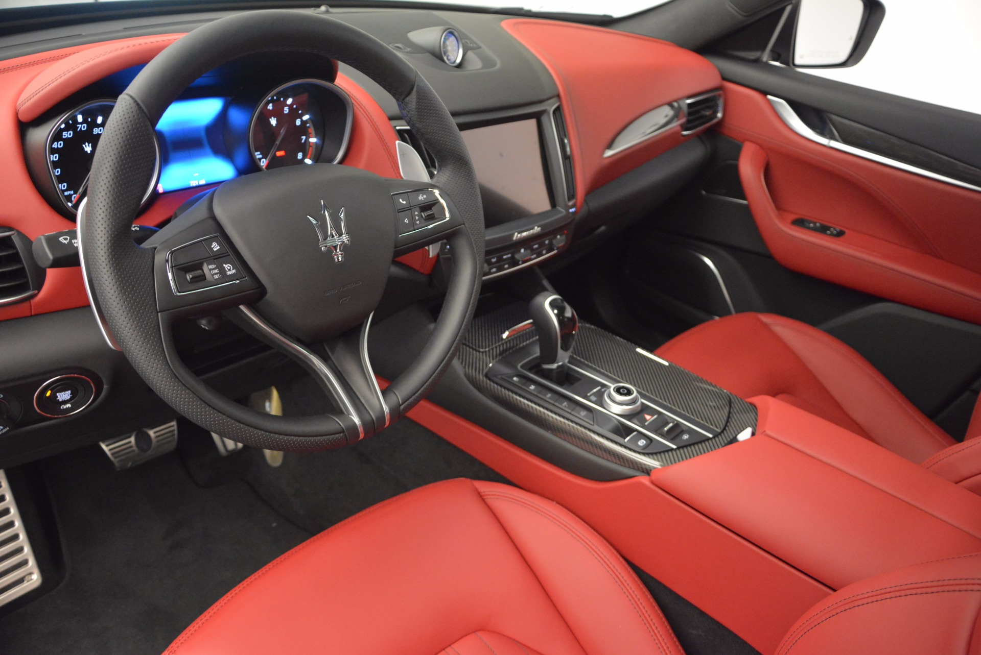 Used 2017 Maserati Levante S Q4 For Sale In Greenwich, CT 681_p13