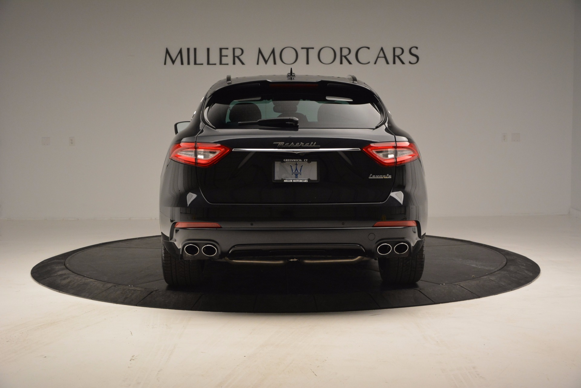 Used 2017 Maserati Levante S Q4 For Sale In Greenwich, CT 681_p6