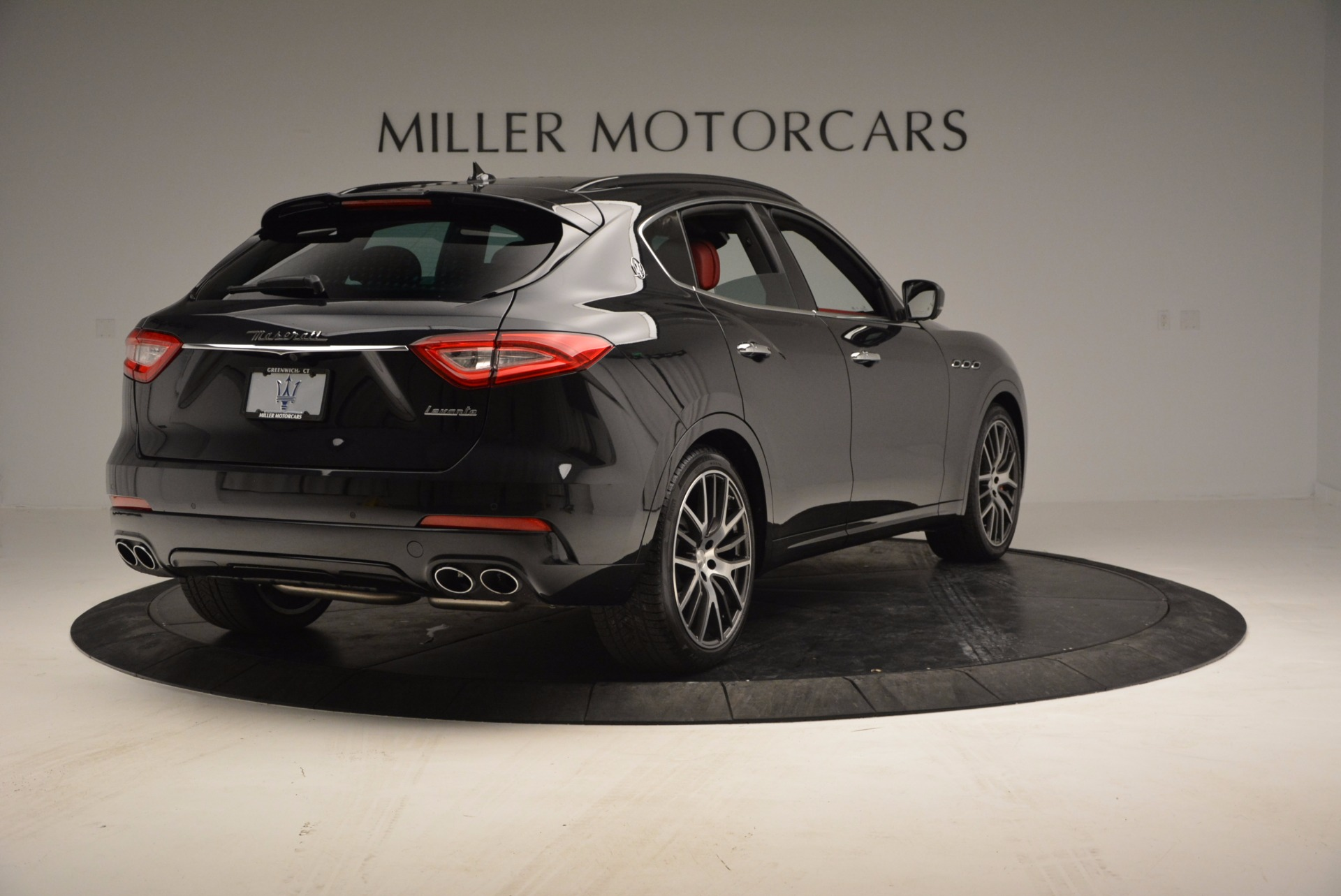 Used 2017 Maserati Levante S Q4 For Sale In Greenwich, CT 681_p7