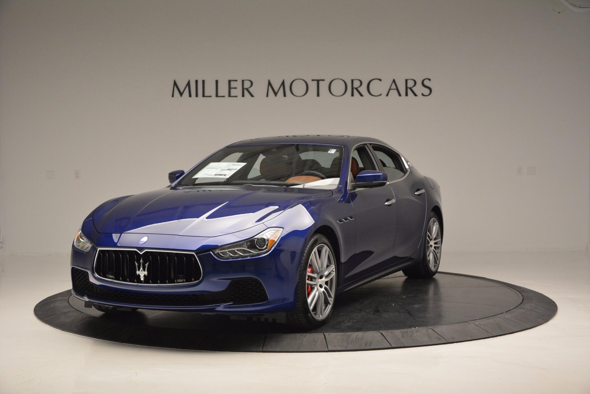 New 2017 Maserati Ghibli S Q4 For Sale In Greenwich, CT 683_main