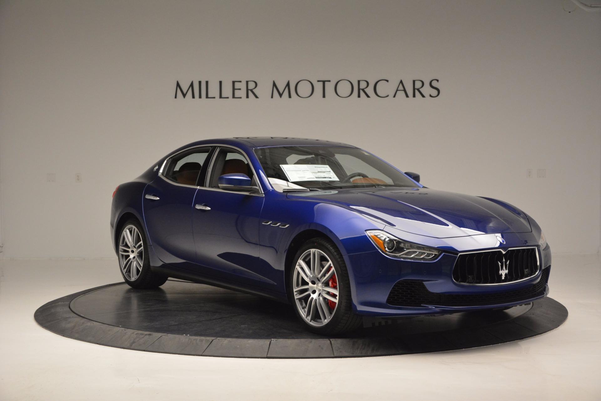 New 2017 Maserati Ghibli S Q4 For Sale In Greenwich, CT 683_p11