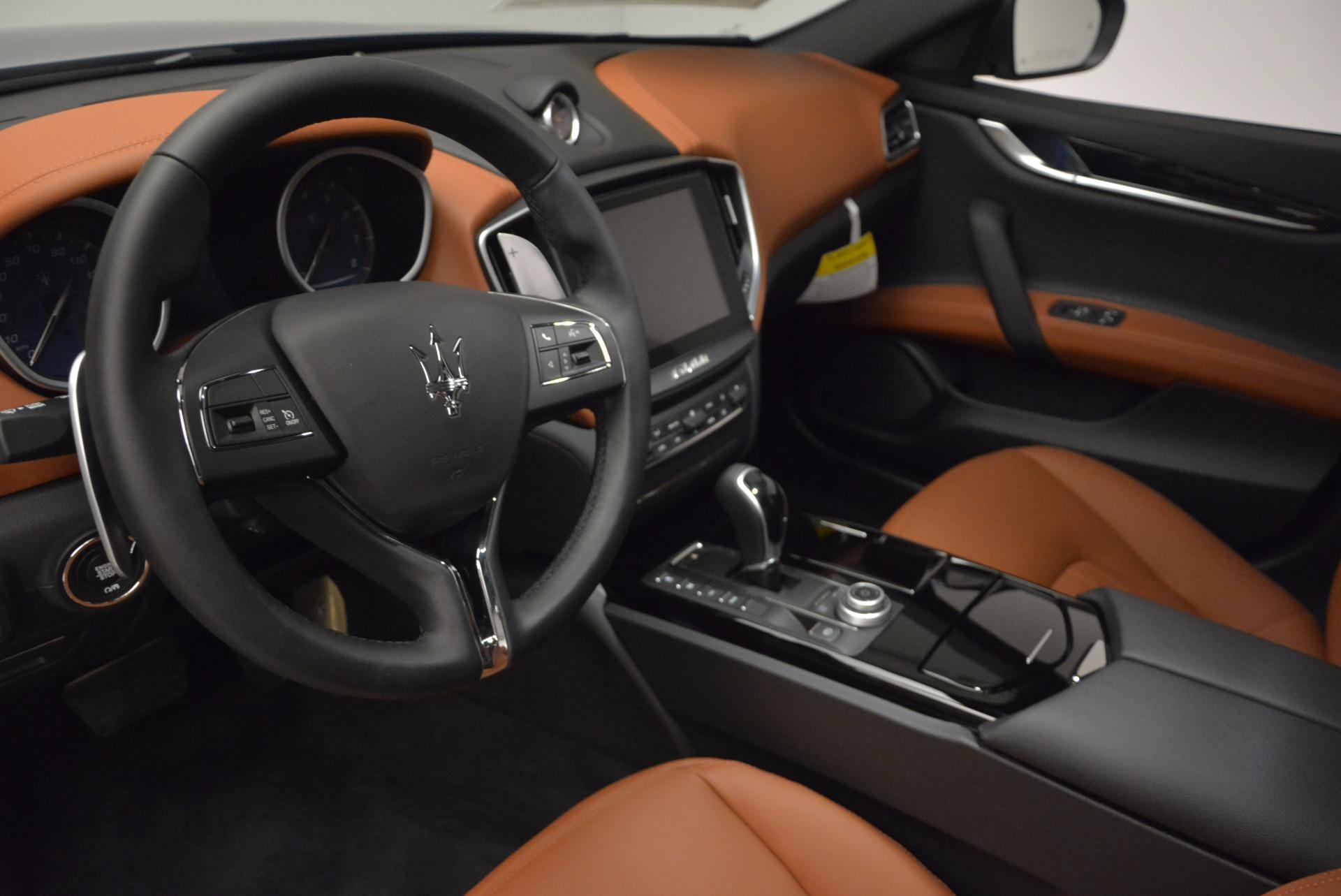 New 2017 Maserati Ghibli S Q4 For Sale In Greenwich, CT 683_p13