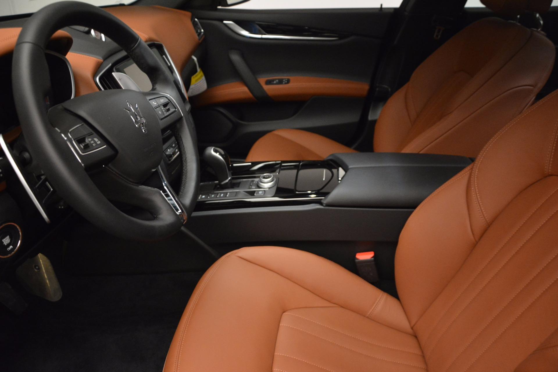 New 2017 Maserati Ghibli S Q4 For Sale In Greenwich, CT 683_p14