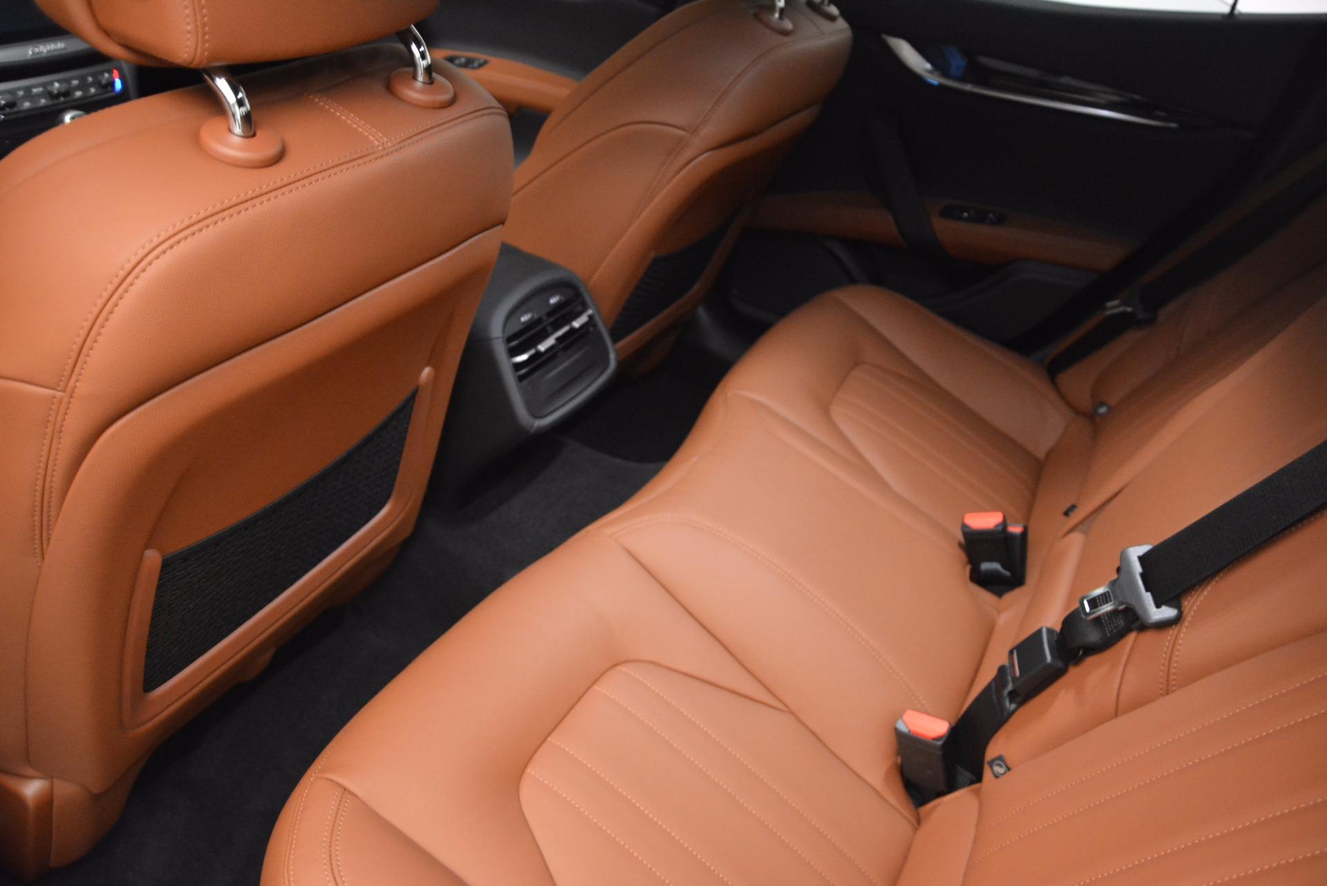New 2017 Maserati Ghibli S Q4 For Sale In Greenwich, CT 683_p18