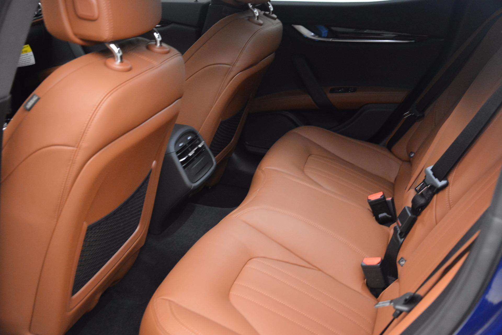New 2017 Maserati Ghibli S Q4 For Sale In Greenwich, CT 683_p19