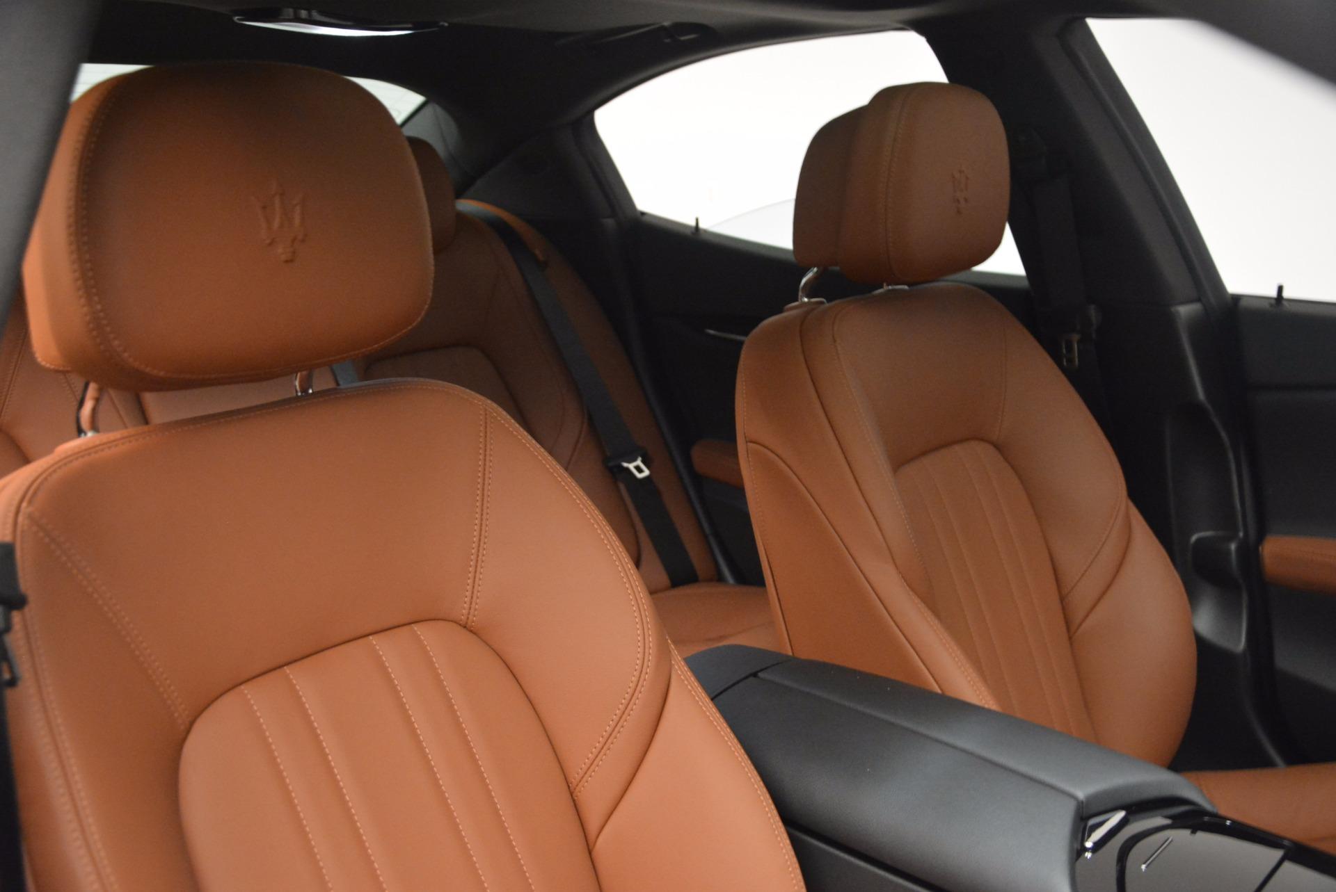 New 2017 Maserati Ghibli S Q4 For Sale In Greenwich, CT 683_p23