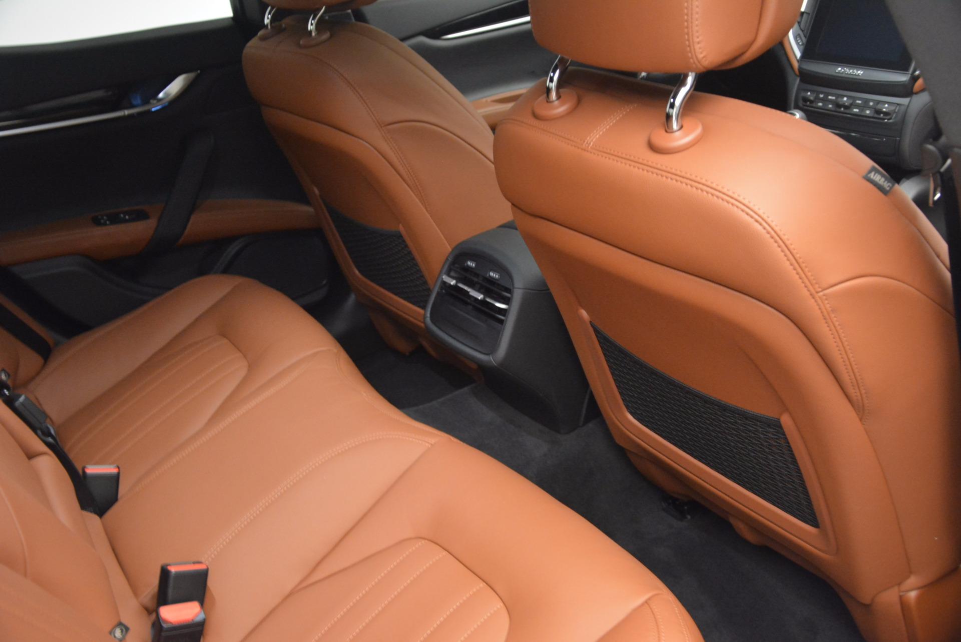 New 2017 Maserati Ghibli S Q4 For Sale In Greenwich, CT 683_p24