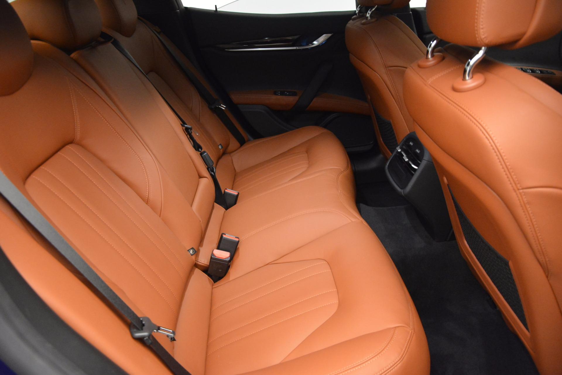 New 2017 Maserati Ghibli S Q4 For Sale In Greenwich, CT 683_p25