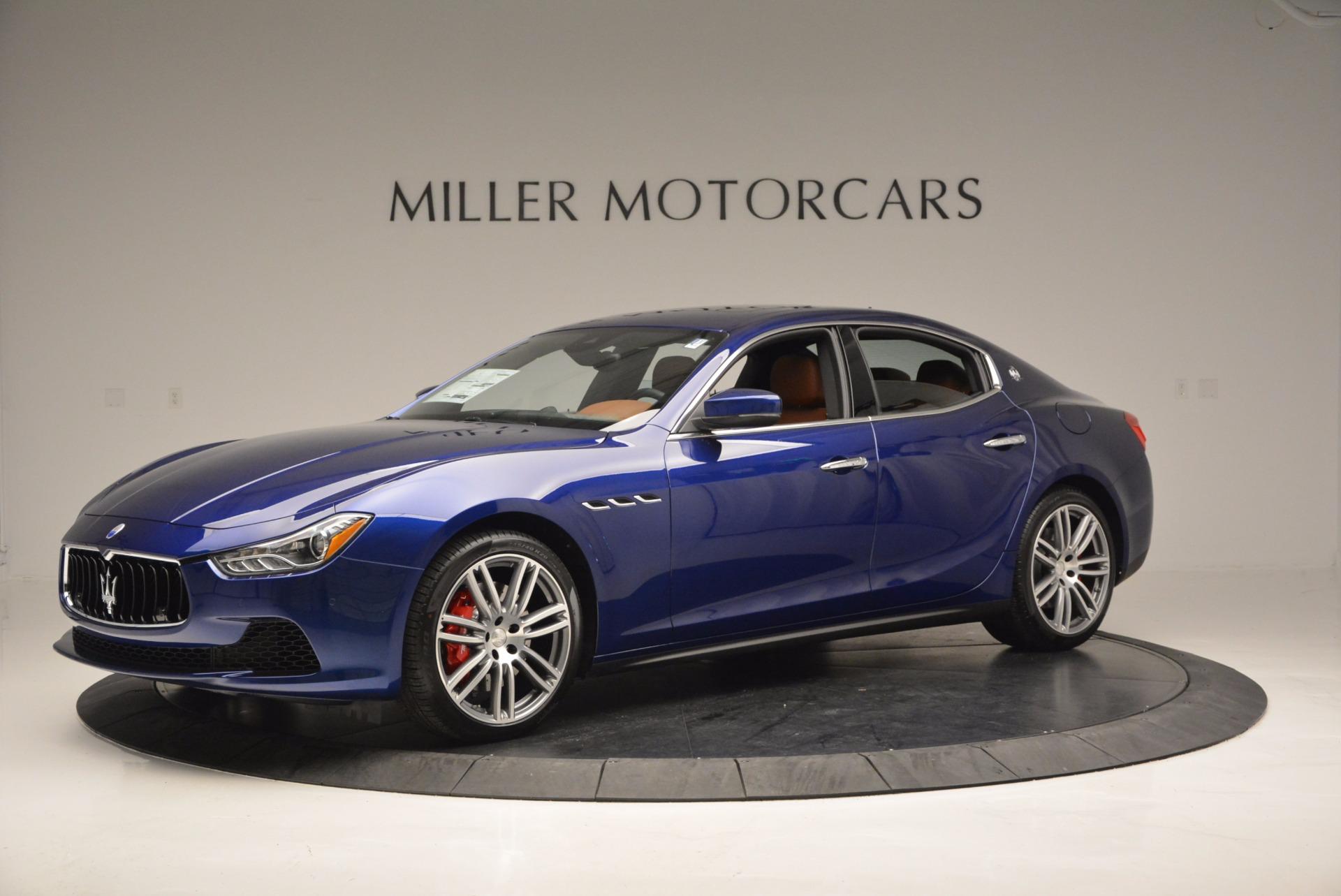 New 2017 Maserati Ghibli S Q4 For Sale In Greenwich, CT 683_p2