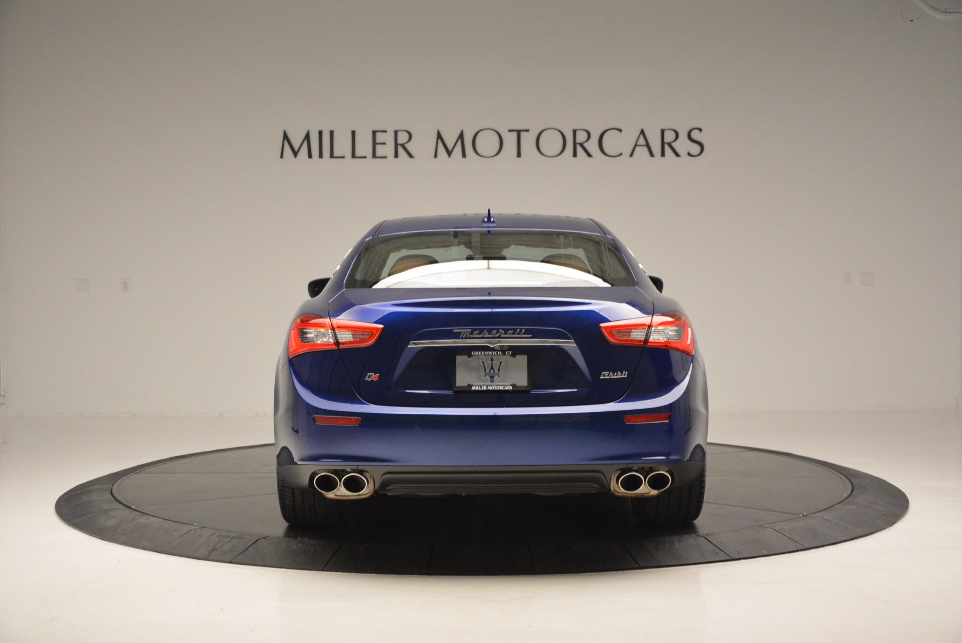 New 2017 Maserati Ghibli S Q4 For Sale In Greenwich, CT 683_p6