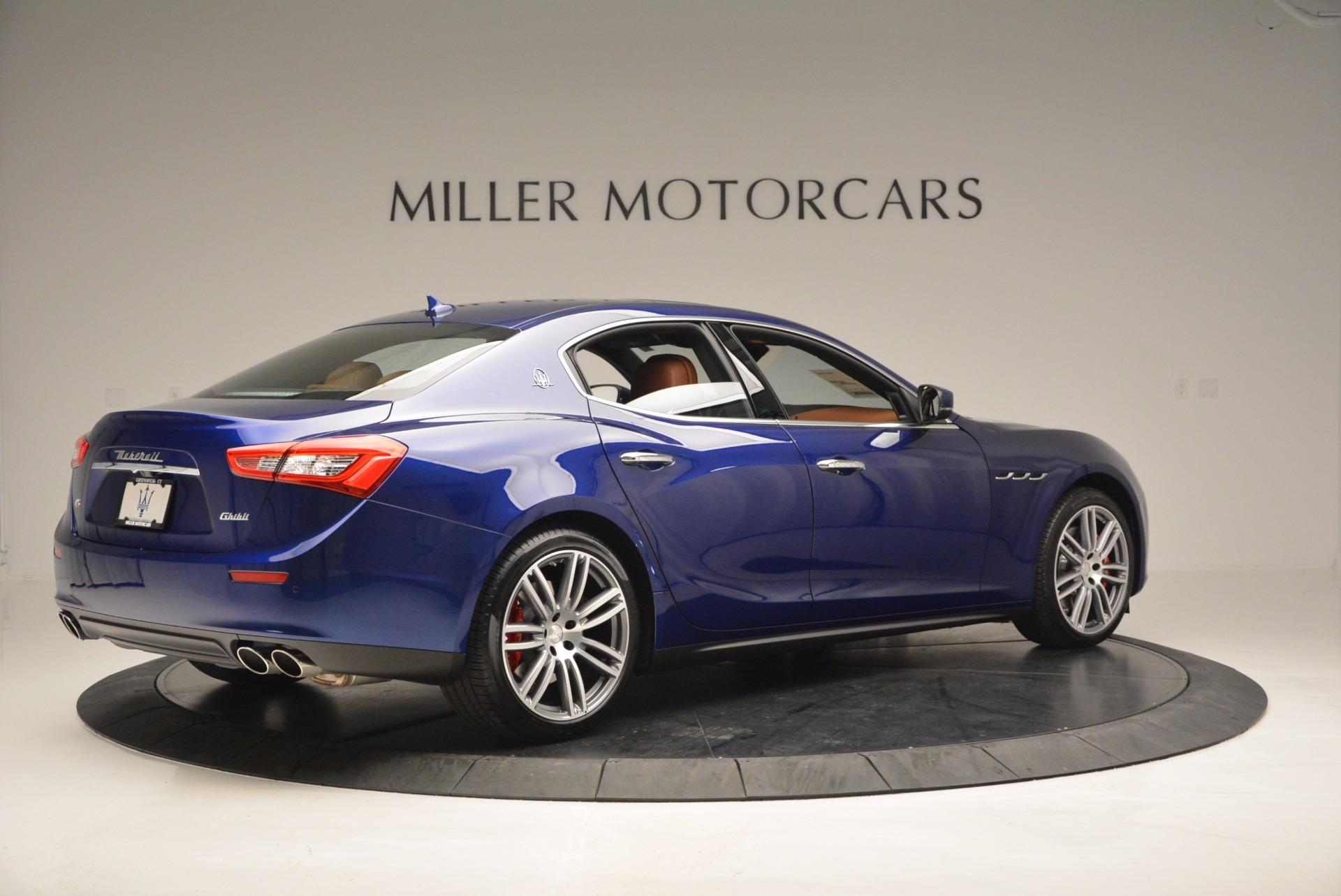 New 2017 Maserati Ghibli S Q4 For Sale In Greenwich, CT 683_p8