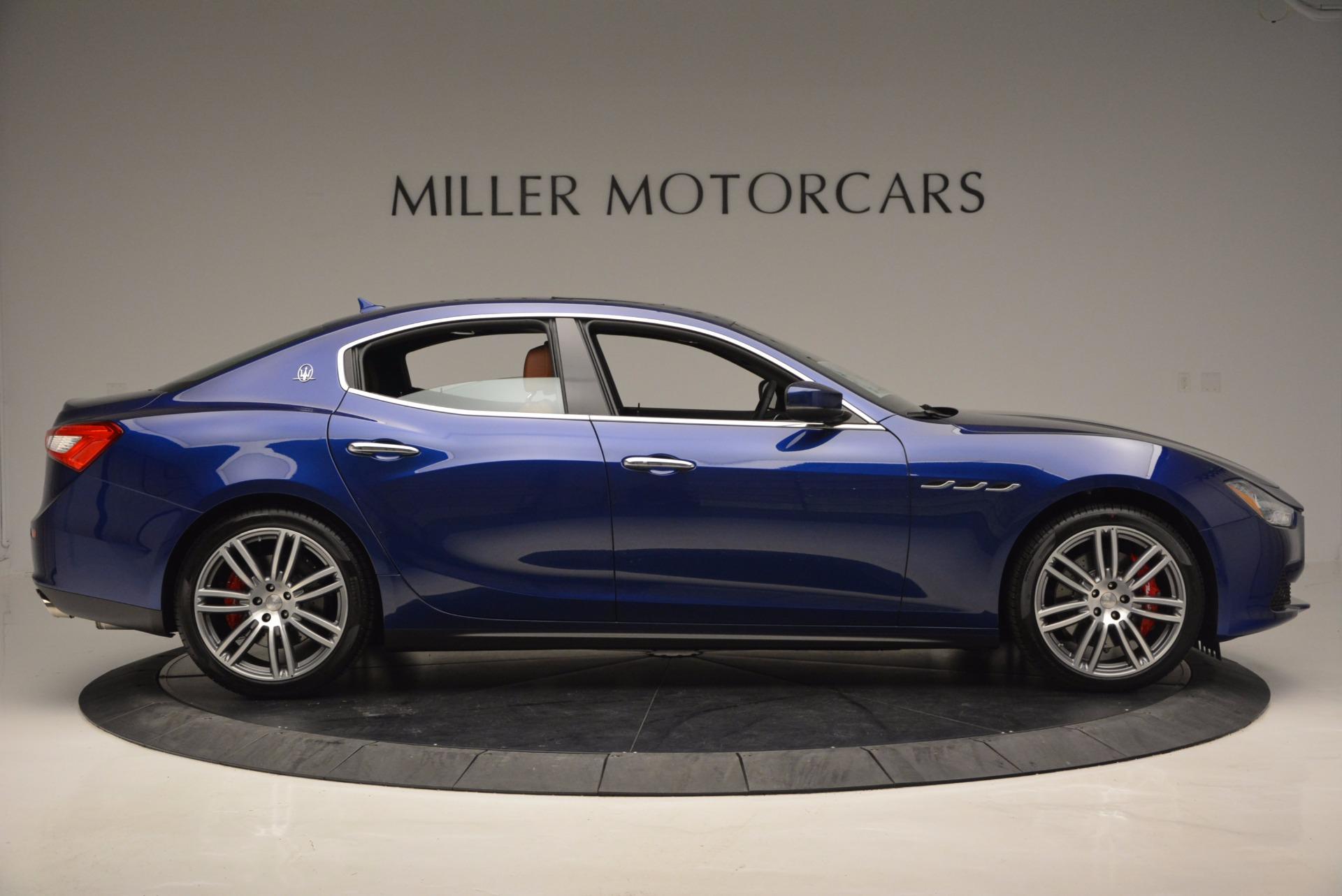 New 2017 Maserati Ghibli S Q4 For Sale In Greenwich, CT 683_p9