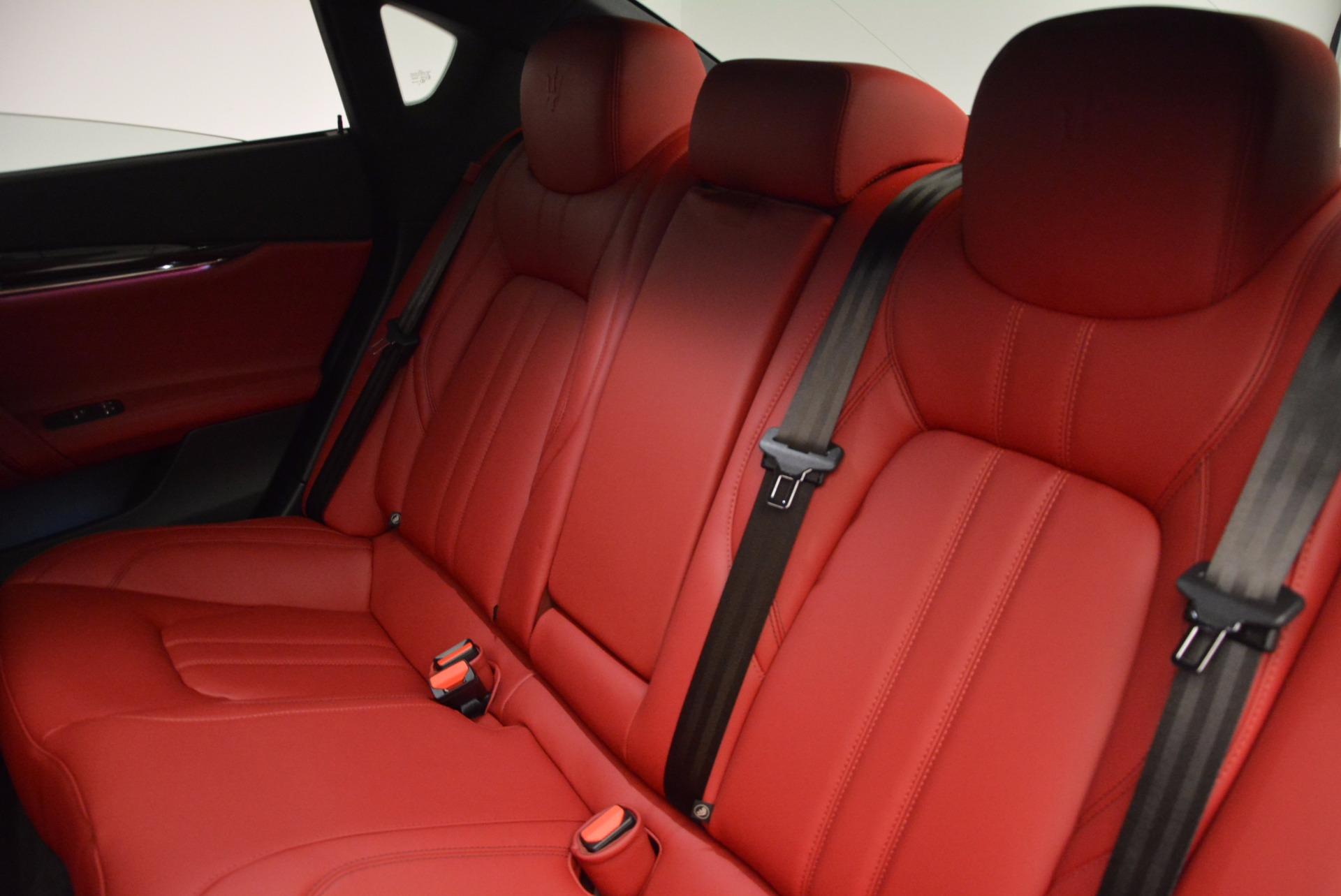 New 2017 Maserati Quattroporte S Q4 GranSport For Sale In Greenwich, CT 685_p16