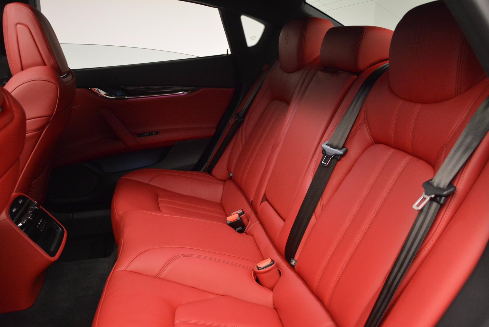 New 2017 Maserati Quattroporte S Q4 GranSport For Sale In Greenwich, CT 685_p17