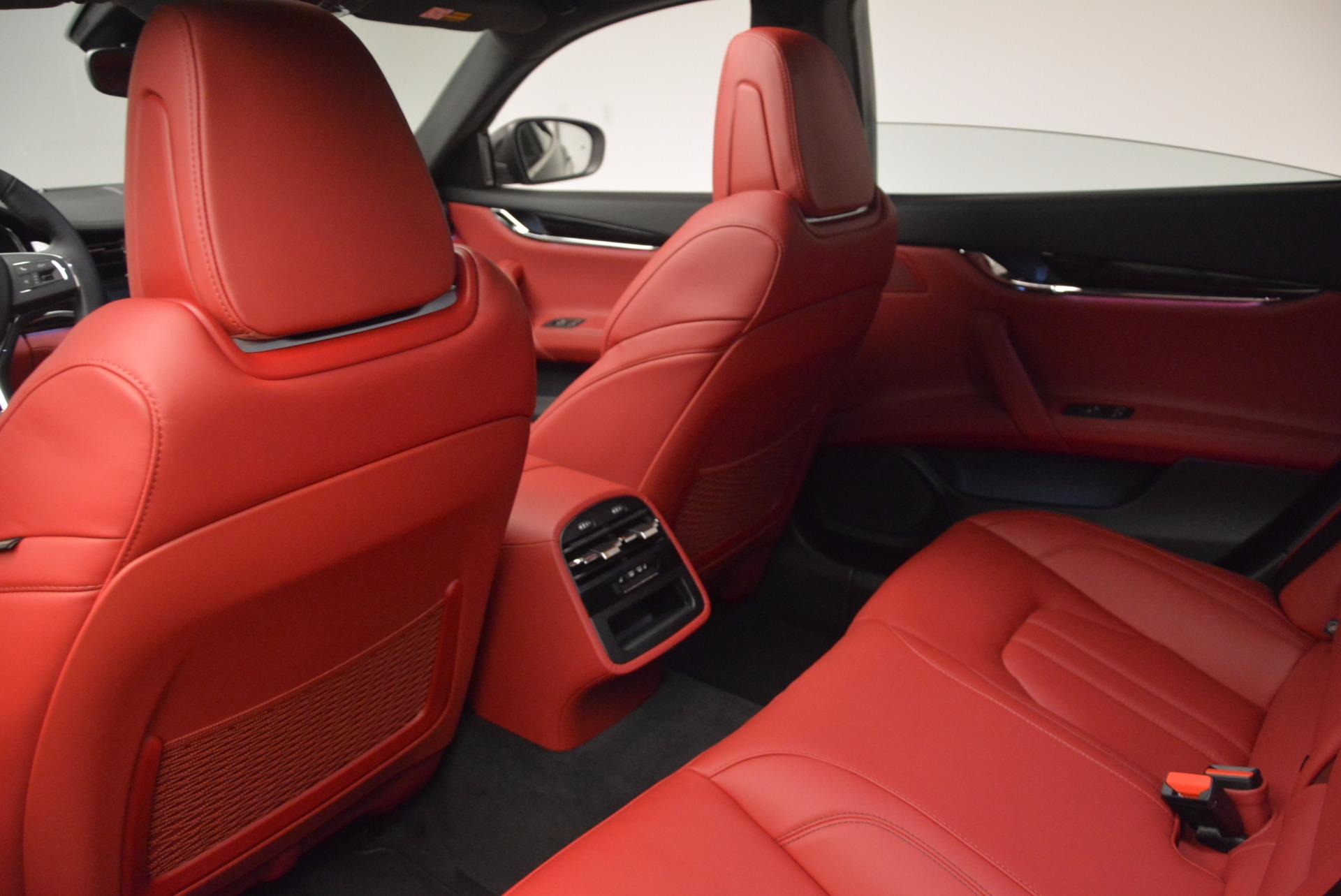 New 2017 Maserati Quattroporte S Q4 GranSport For Sale In Greenwich, CT 685_p18
