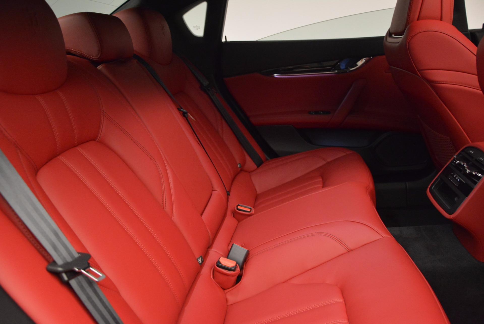 New 2017 Maserati Quattroporte S Q4 GranSport For Sale In Greenwich, CT 685_p23