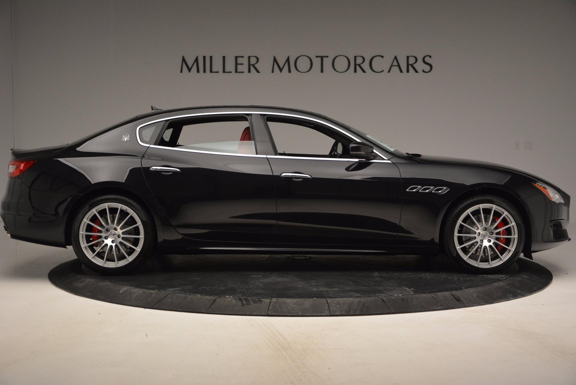 New 2017 Maserati Quattroporte S Q4 GranSport For Sale In Greenwich, CT 685_p9