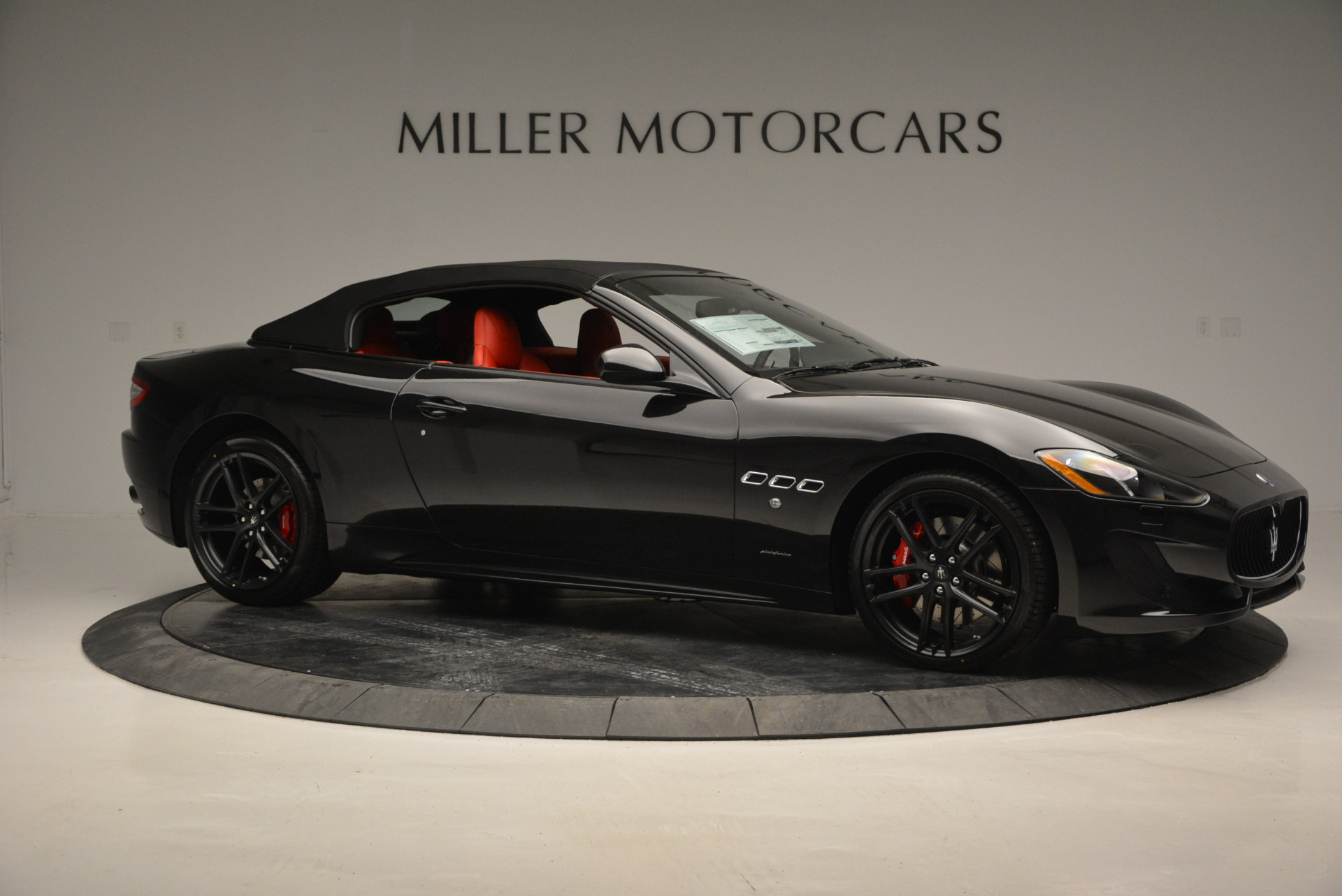 New 2017 Maserati GranTurismo Cab Sport For Sale In Greenwich, CT 687_p15