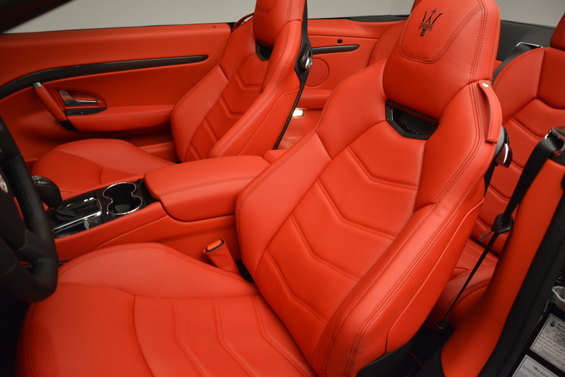New 2017 Maserati GranTurismo Cab Sport For Sale In Greenwich, CT 687_p22