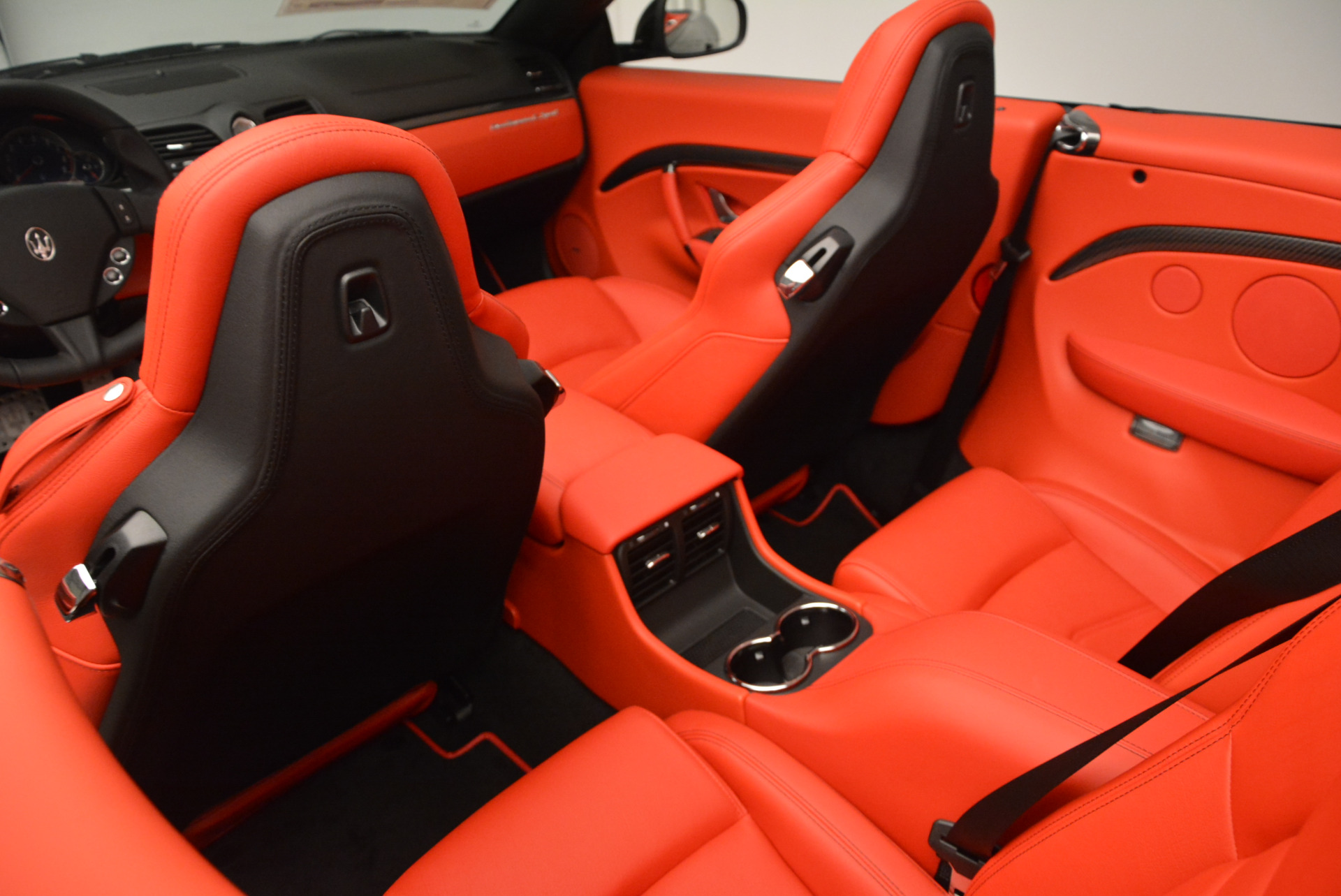 New 2017 Maserati GranTurismo Cab Sport For Sale In Greenwich, CT 687_p27
