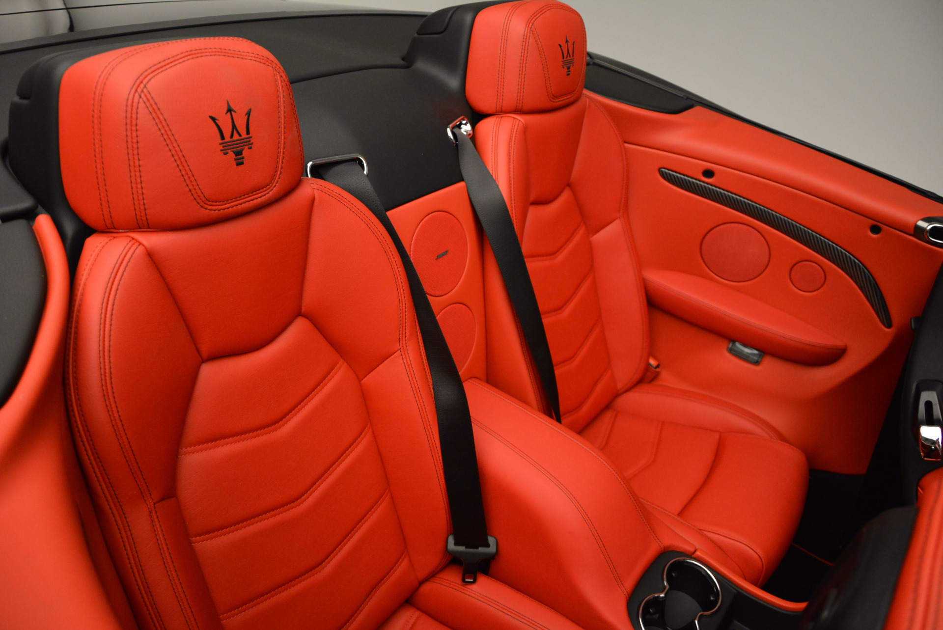 New 2017 Maserati GranTurismo Cab Sport For Sale In Greenwich, CT 687_p28