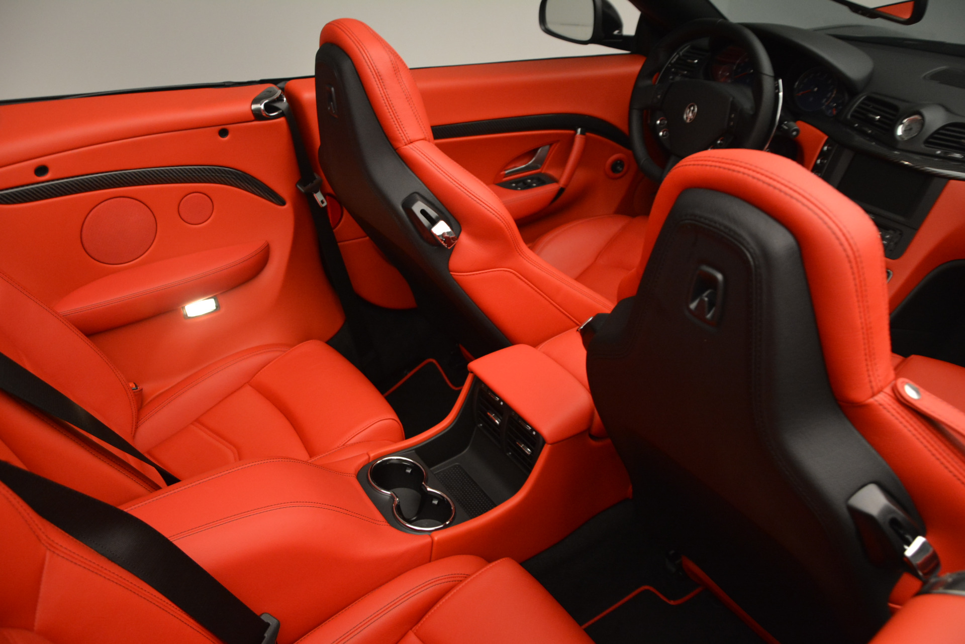 New 2017 Maserati GranTurismo Cab Sport For Sale In Greenwich, CT 687_p30