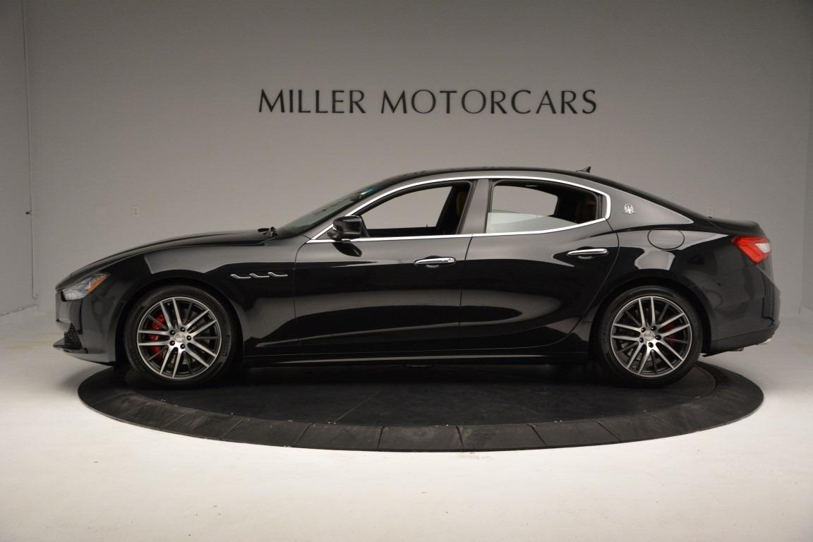 New 2017 Maserati Ghibli S Q4 For Sale In Greenwich, CT 689_p3
