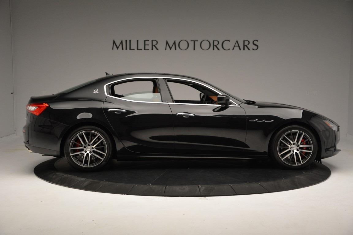 New 2017 Maserati Ghibli S Q4 For Sale In Greenwich, CT 689_p9
