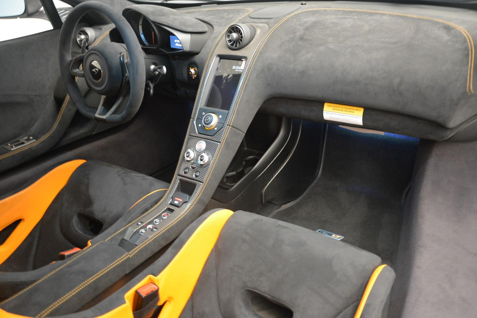 Used 2016 McLaren 675LT  For Sale In Greenwich, CT 69_p18