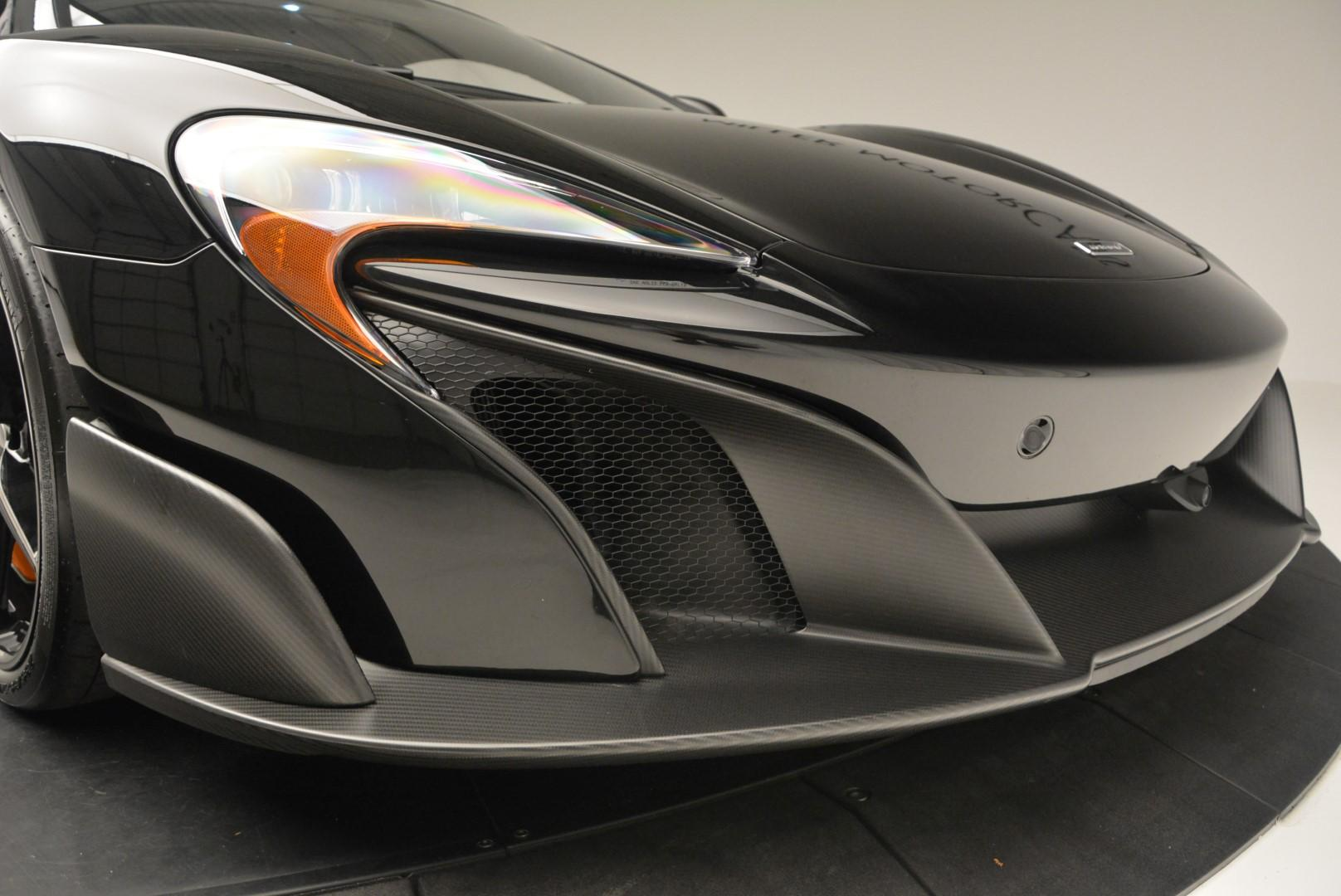 Used 2016 McLaren 675LT  For Sale In Greenwich, CT 69_p21