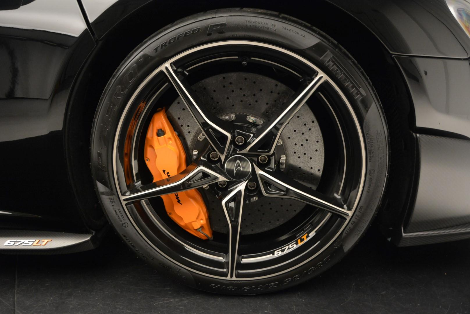 Used 2016 McLaren 675LT  For Sale In Greenwich, CT 69_p22