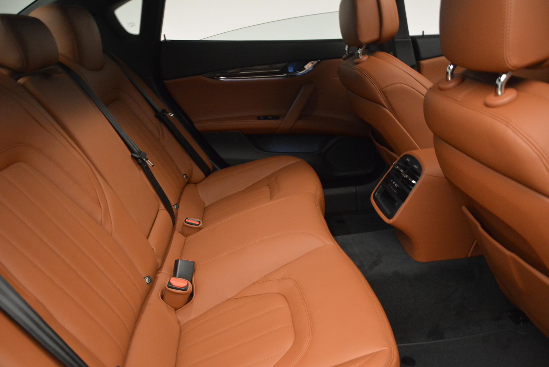 New 2017 Maserati Quattroporte S Q4 For Sale In Greenwich, CT 690_p27
