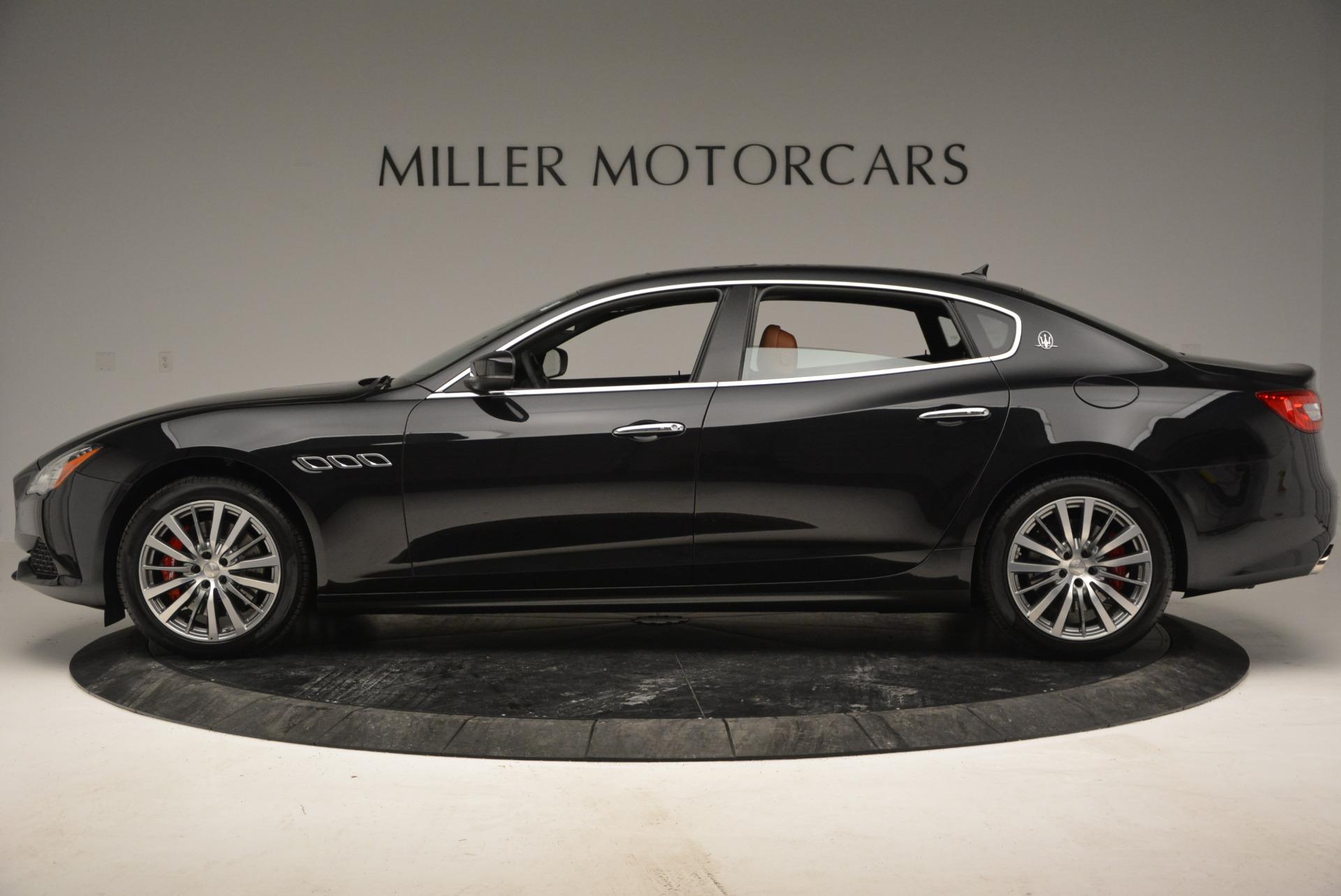 New 2017 Maserati Quattroporte S Q4 For Sale In Greenwich, CT 690_p3