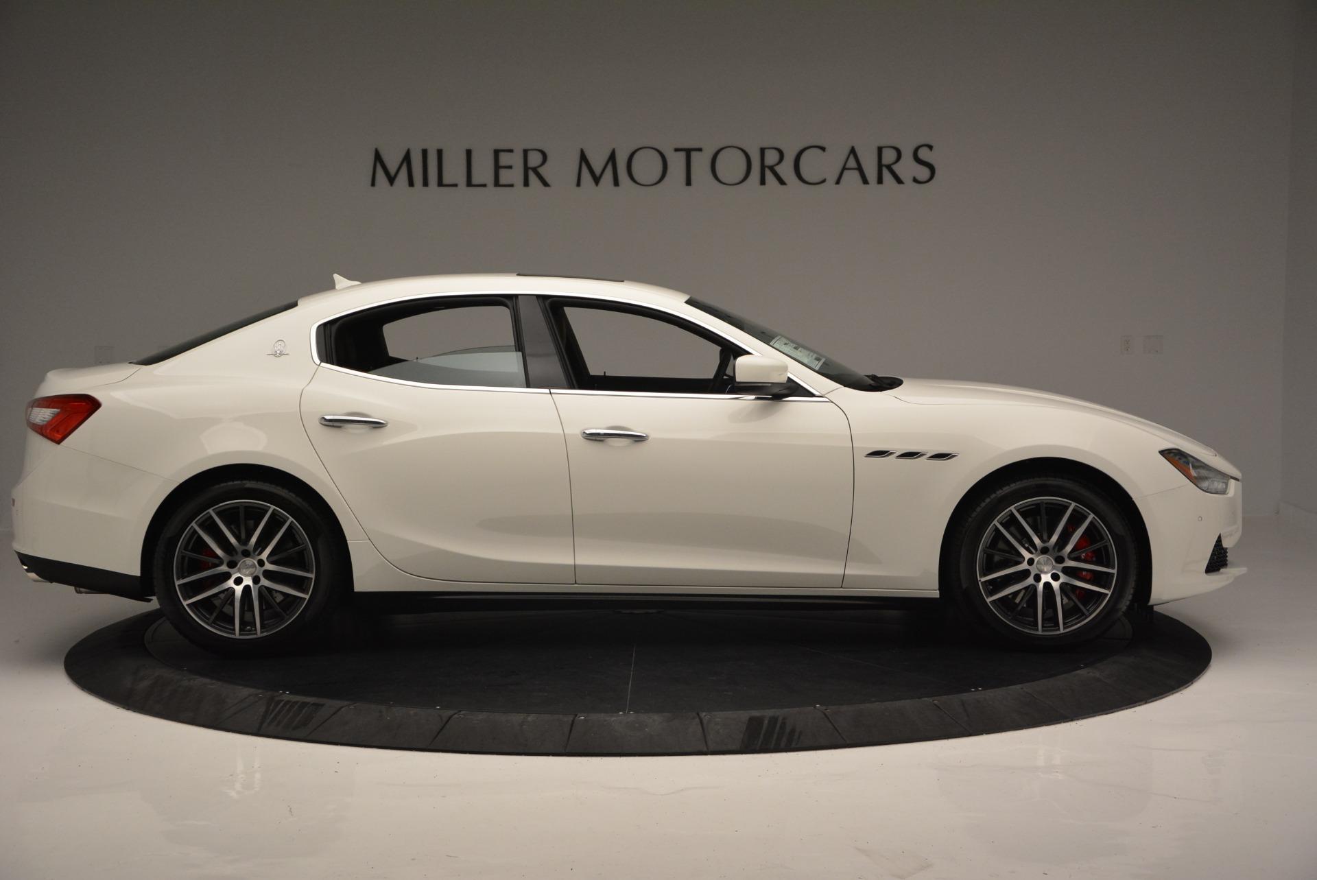 New 2017 Maserati Ghibli S Q4 For Sale In Greenwich, CT 691_p9
