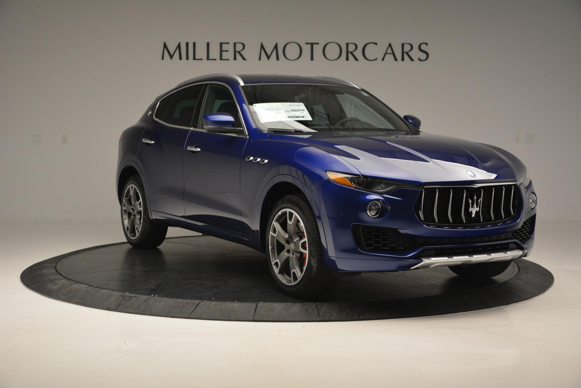 New 2017 Maserati Levante  For Sale In Greenwich, CT 692_p11