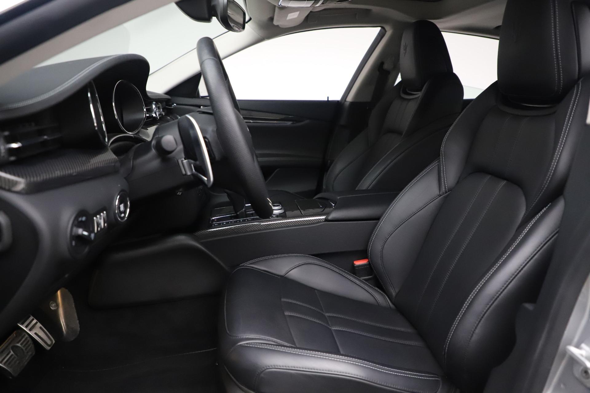 New 2017 Maserati Quattroporte S Q4 GranSport For Sale In Greenwich, CT 693_p14