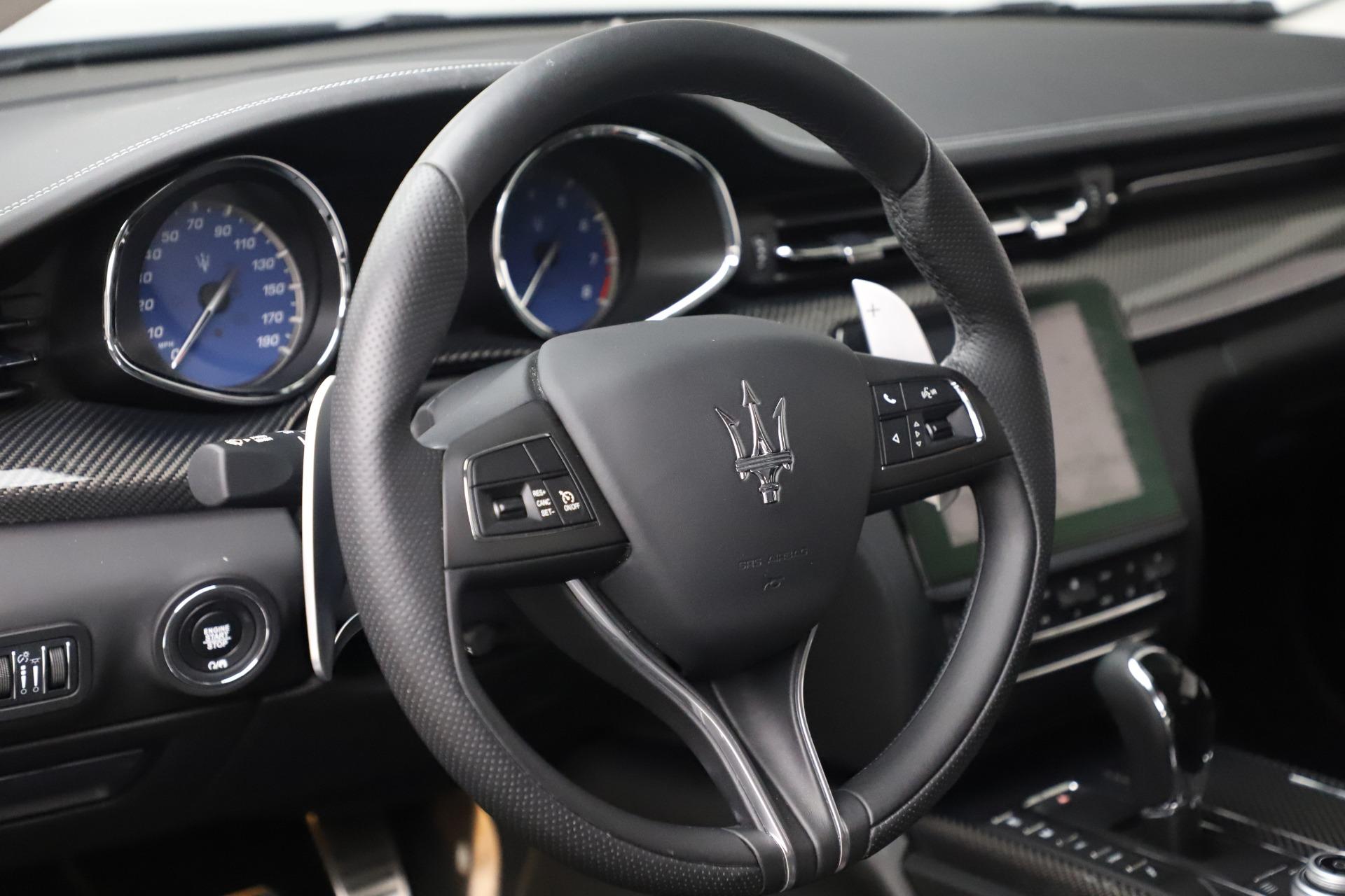 New 2017 Maserati Quattroporte S Q4 GranSport For Sale In Greenwich, CT 693_p16