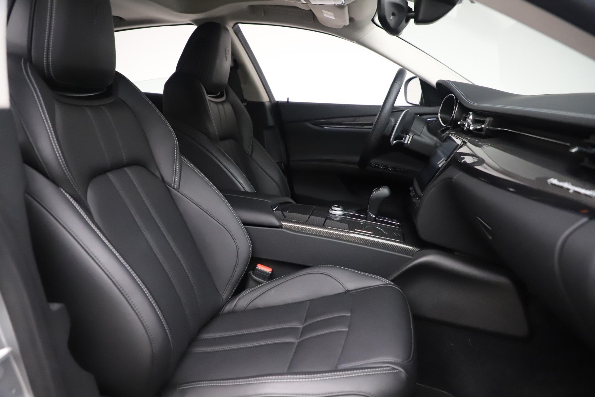 New 2017 Maserati Quattroporte S Q4 GranSport For Sale In Greenwich, CT 693_p22