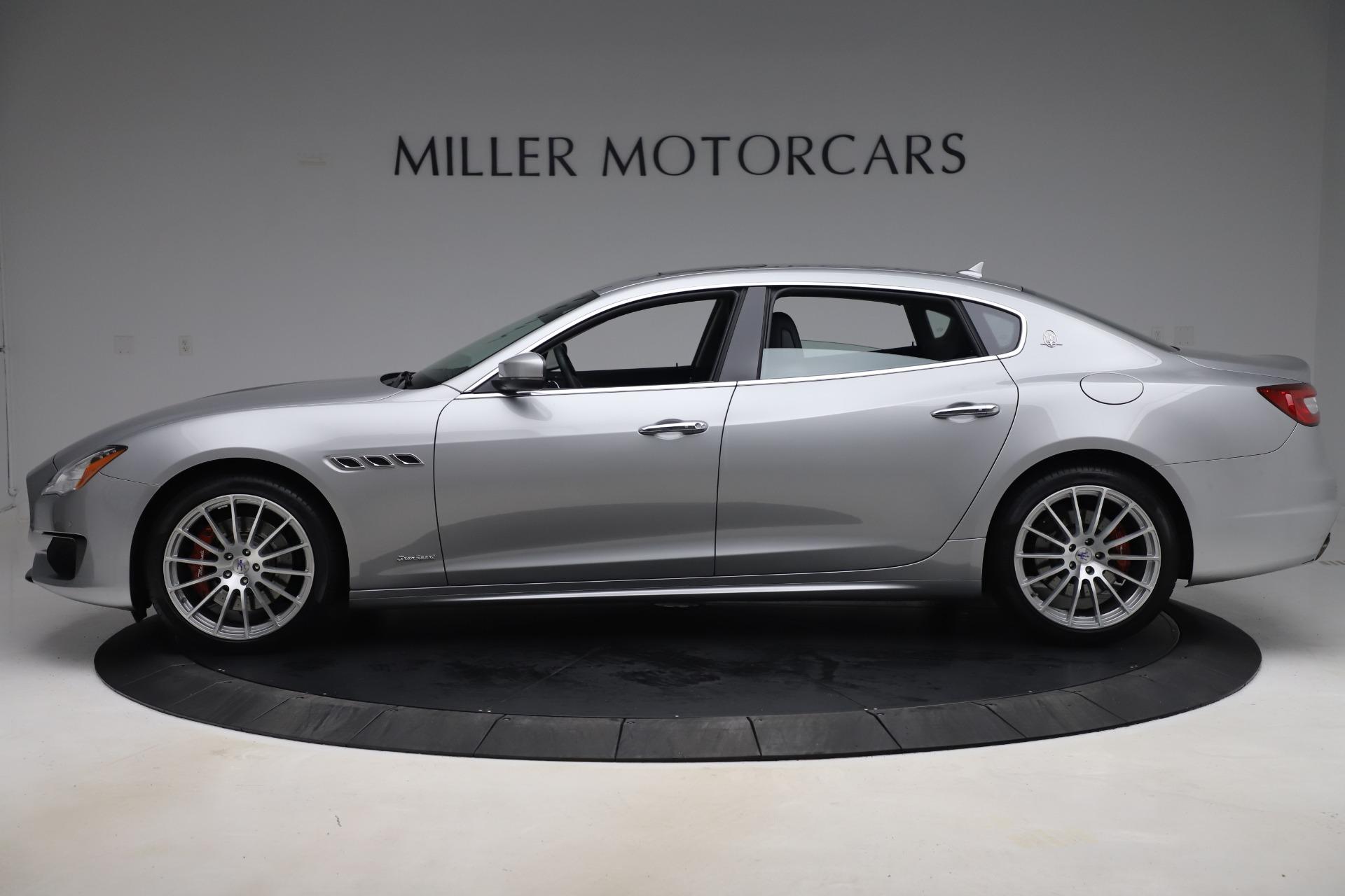 New 2017 Maserati Quattroporte S Q4 GranSport For Sale In Greenwich, CT 693_p3